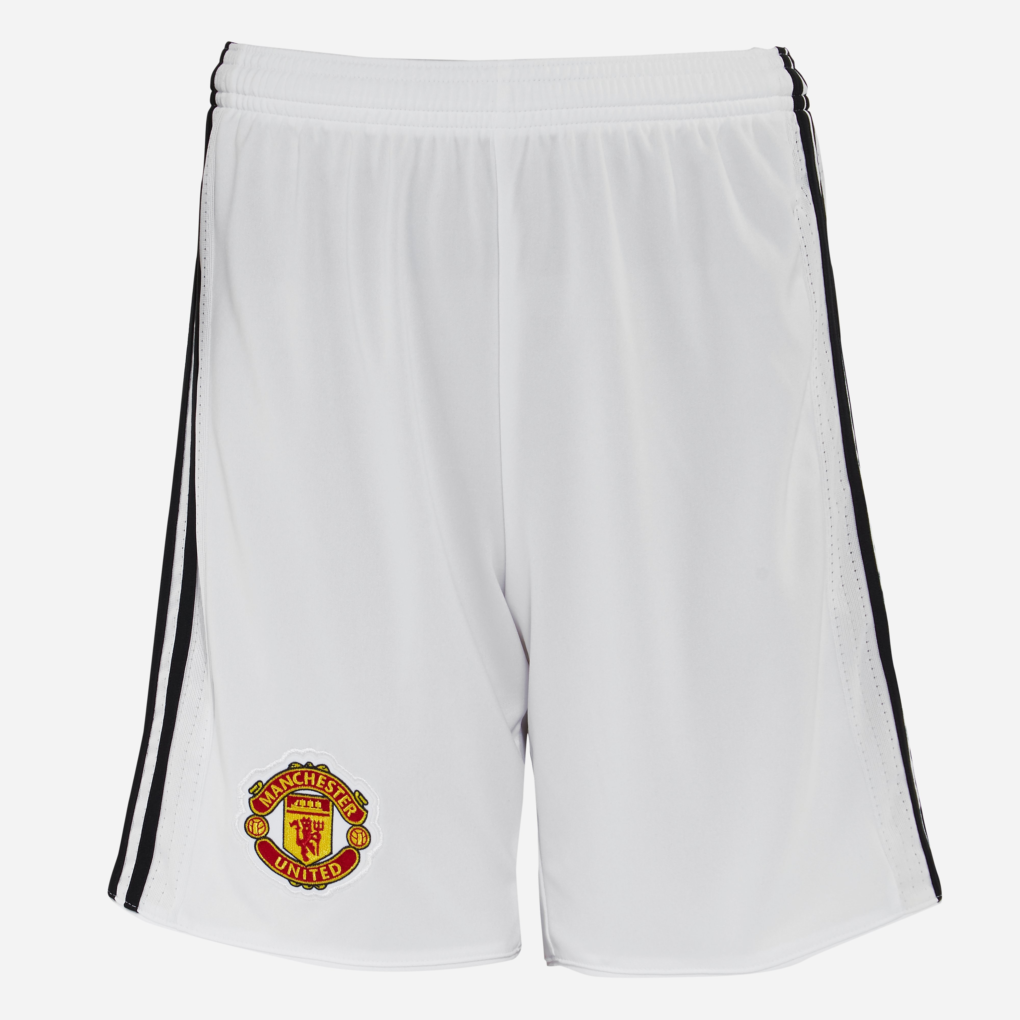 ADIDAS MANCHESTER UNITED FC THUISSHORT WIT KINDEREN
