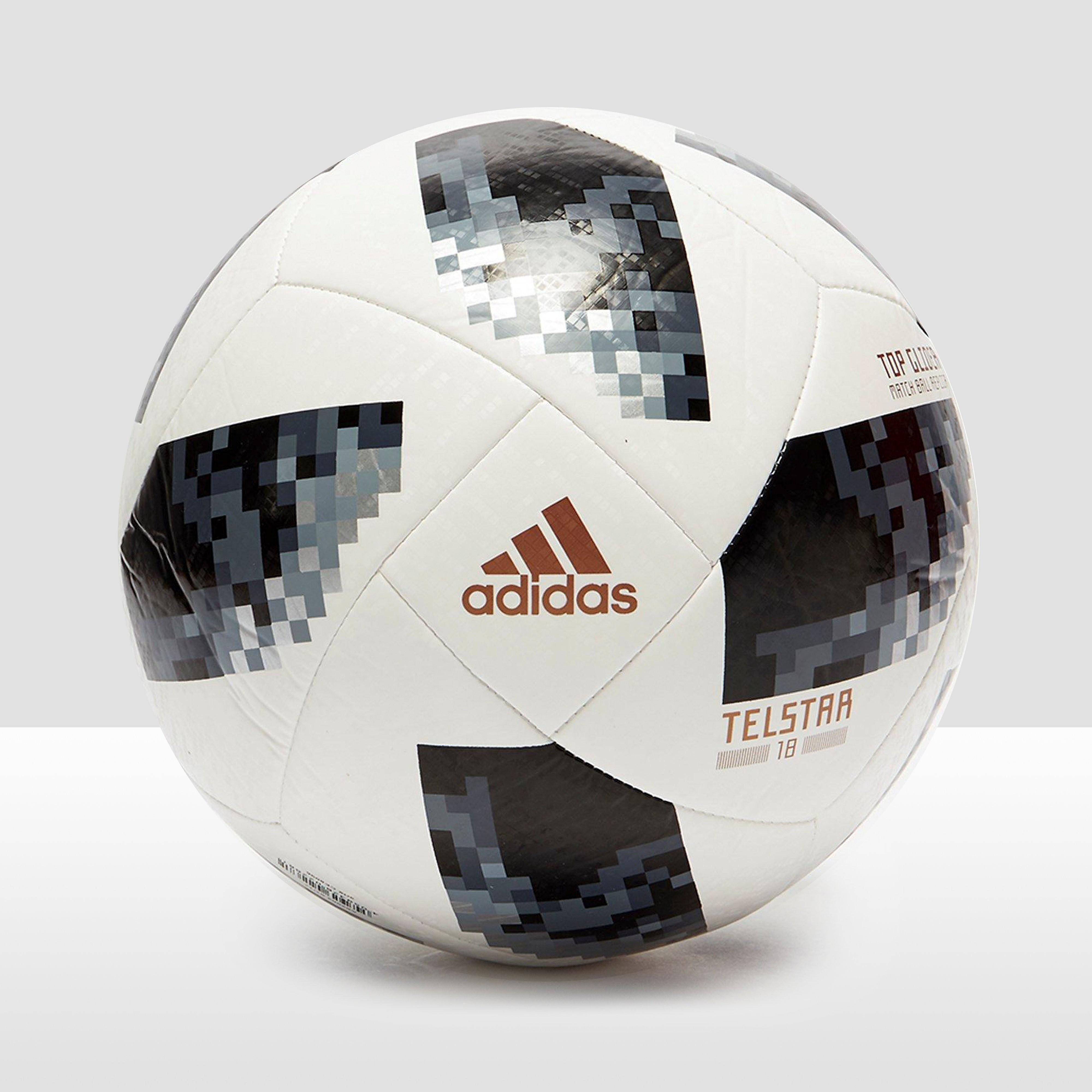 ADIDAS FIFA WORLD CUP 2018 TOP GLIDER VOETBAL WIT/ZWART