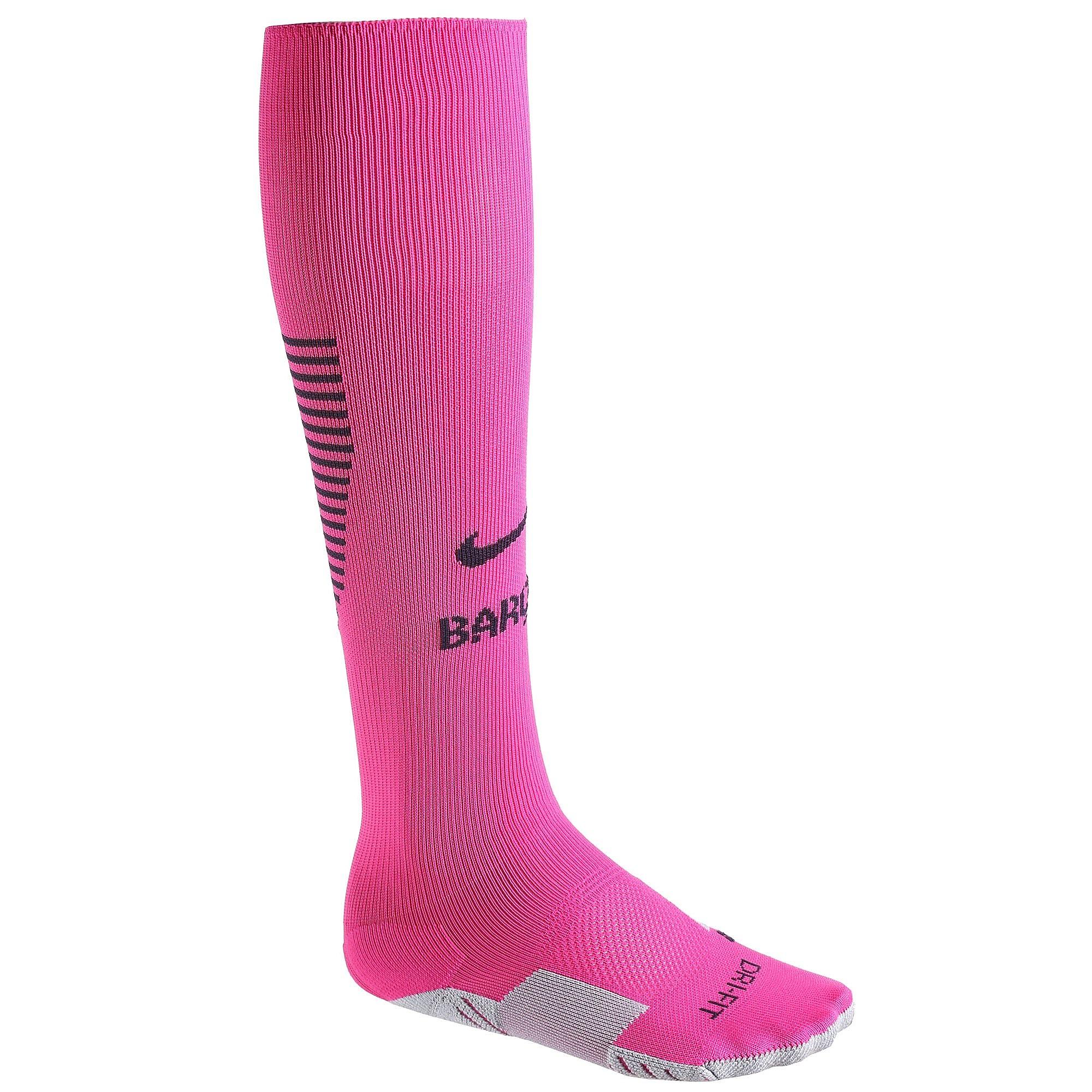 Nike FC BARCELONA HOME/AWAY SOKKEN