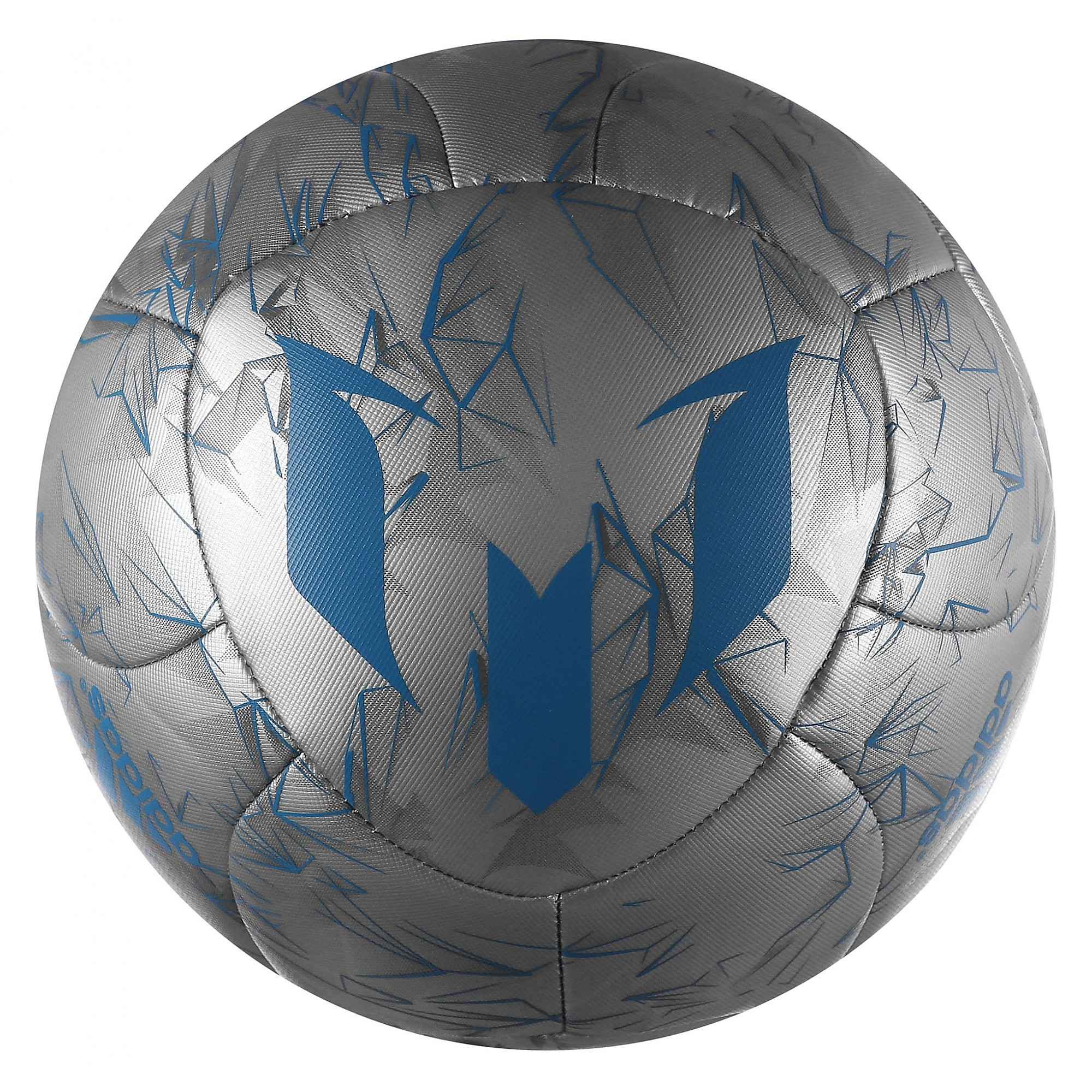 ADIDAS MESSI Q3 VOETBAL ZILVER