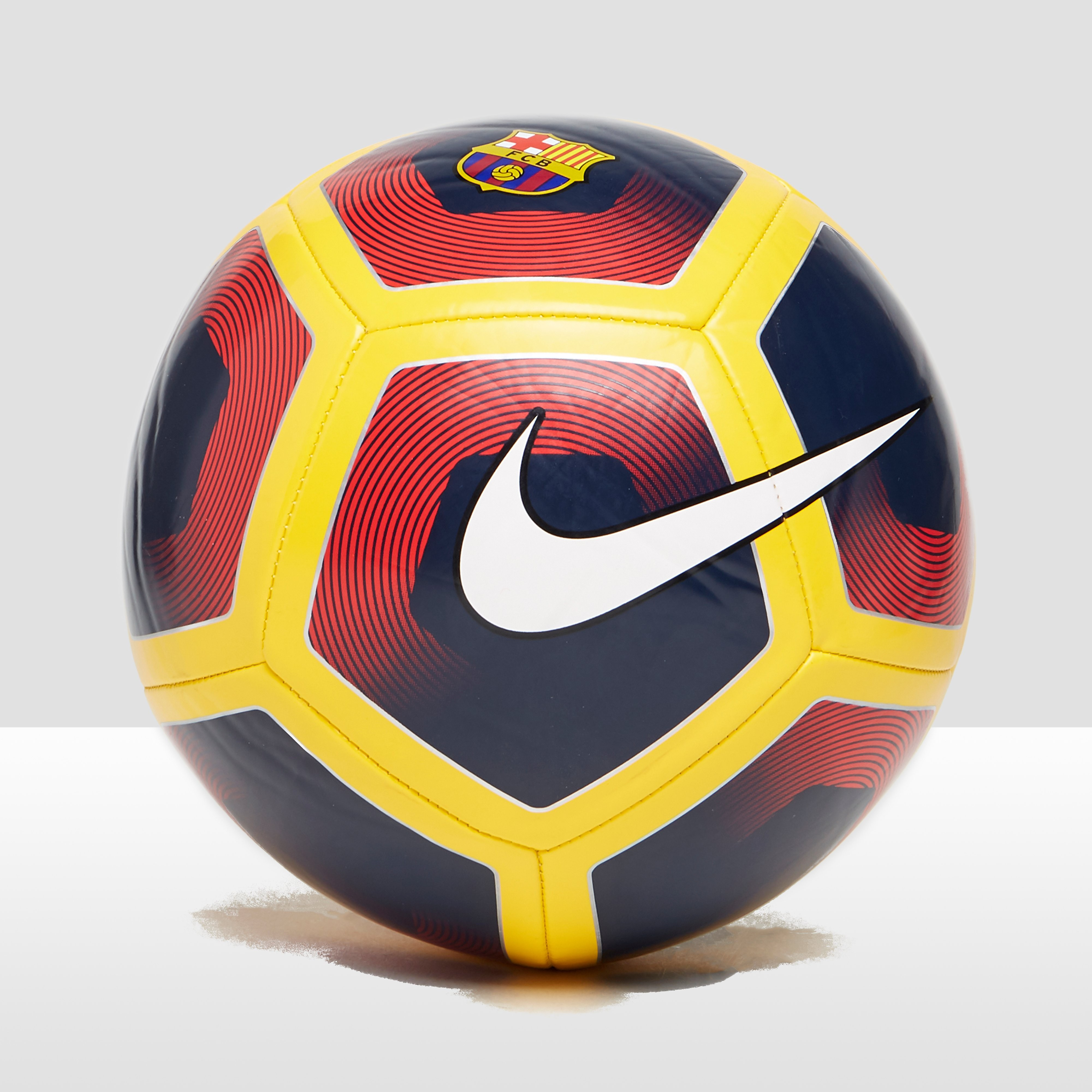 NIKE FC BARCELONA SUPPORTERS VOETBAL 16/17 BLAUW
