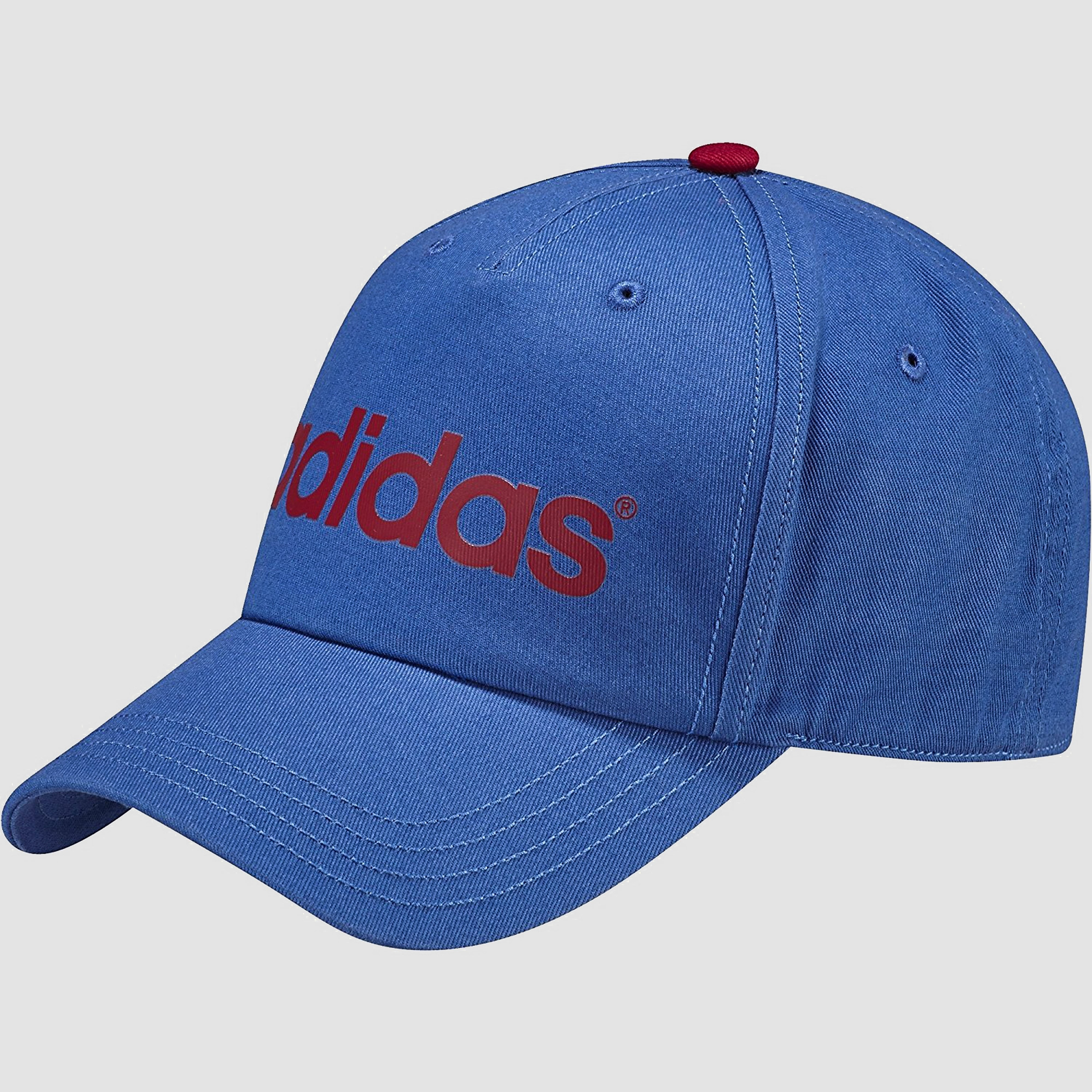 ADIDAS NEO DAILY PET BLAUW