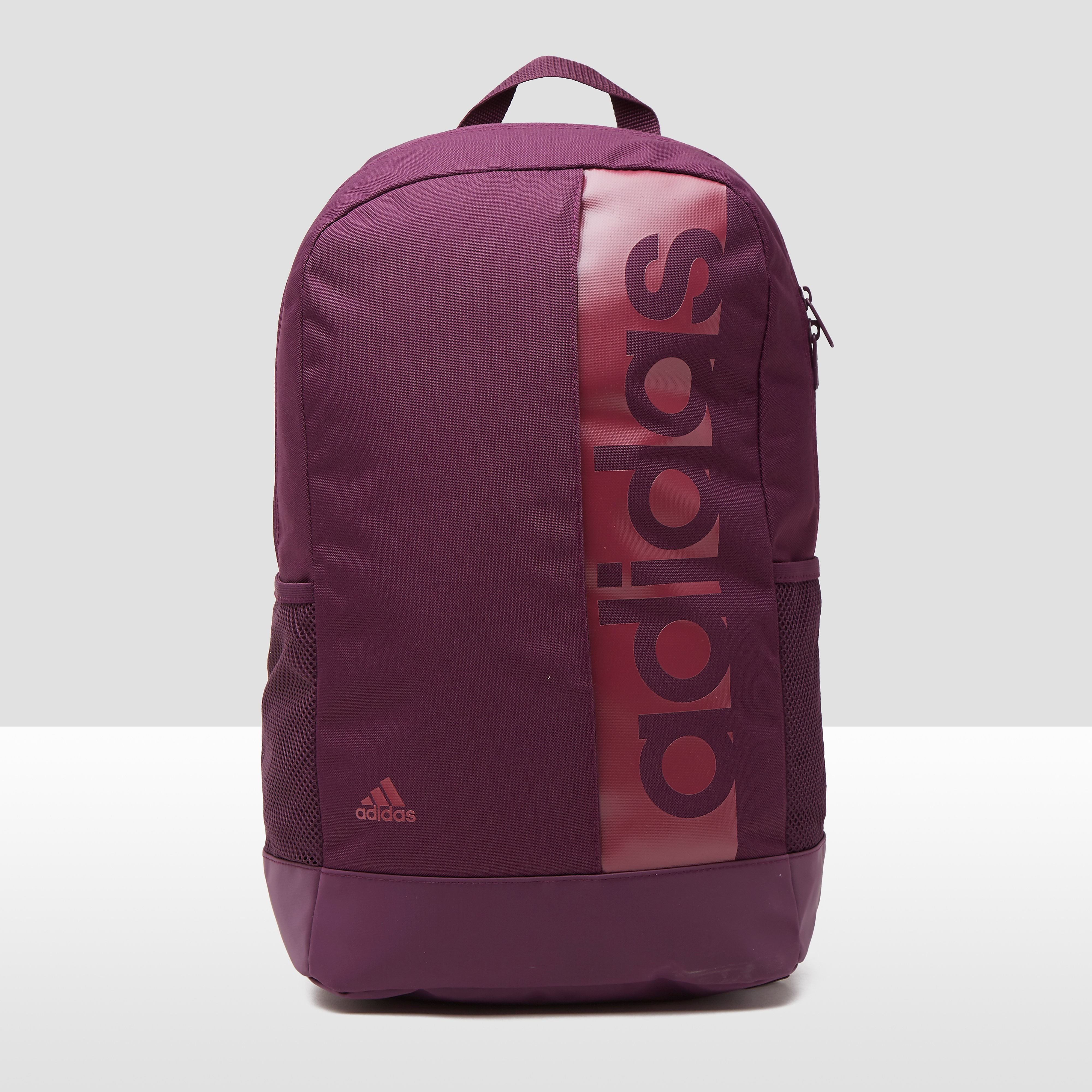 ADIDAS LINEAR PERFORMANCE RUGZAK BORDEAUX ROOD
