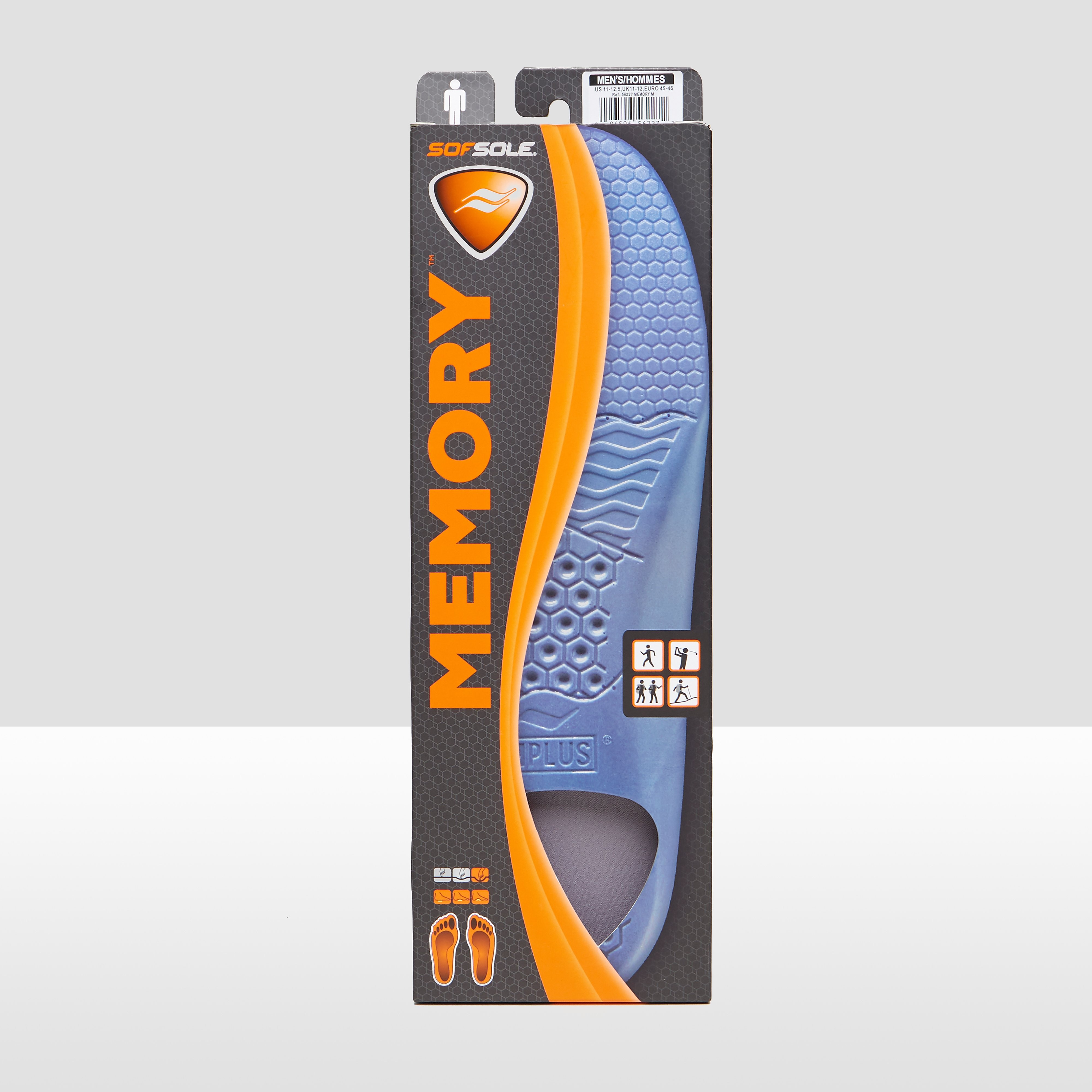 SOFSOLE MEMORY INSOLE HEREN