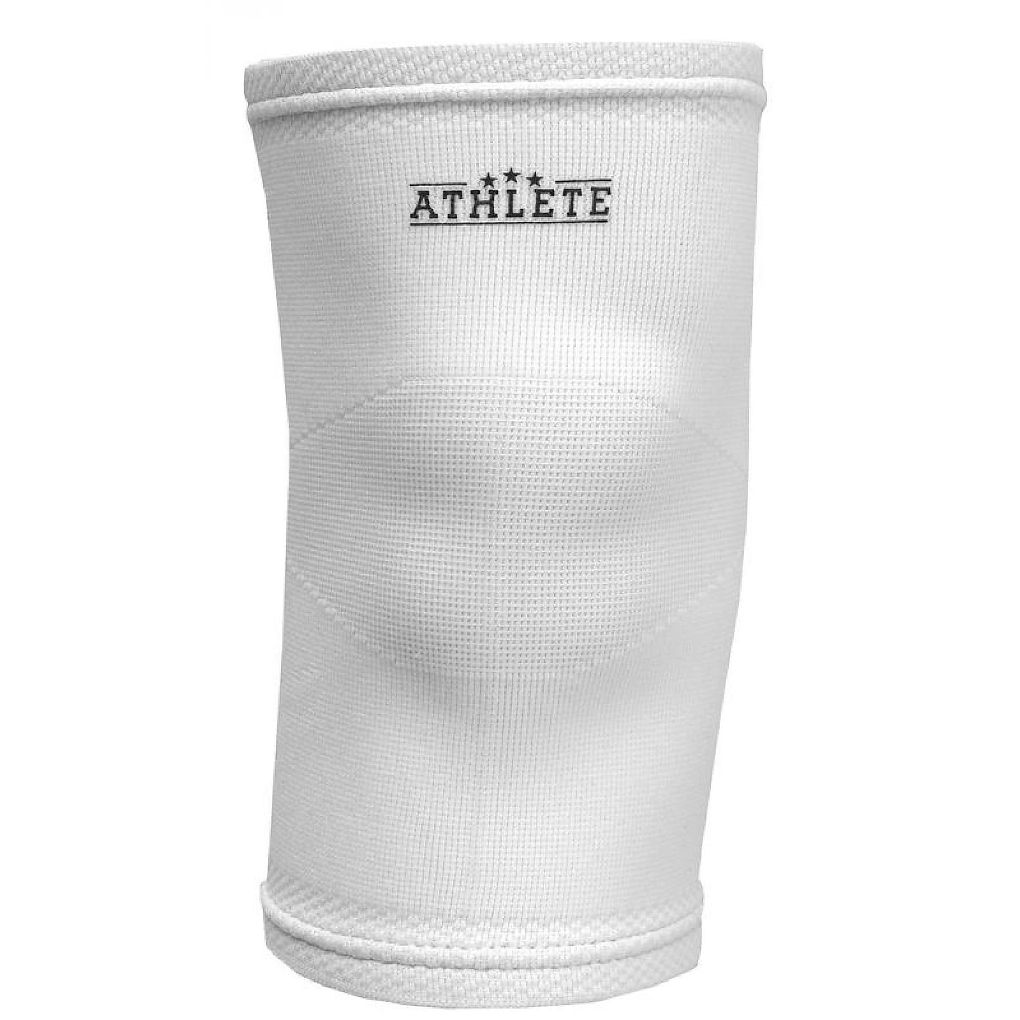 ATHLETE KNIEBAND WIT UNISEX