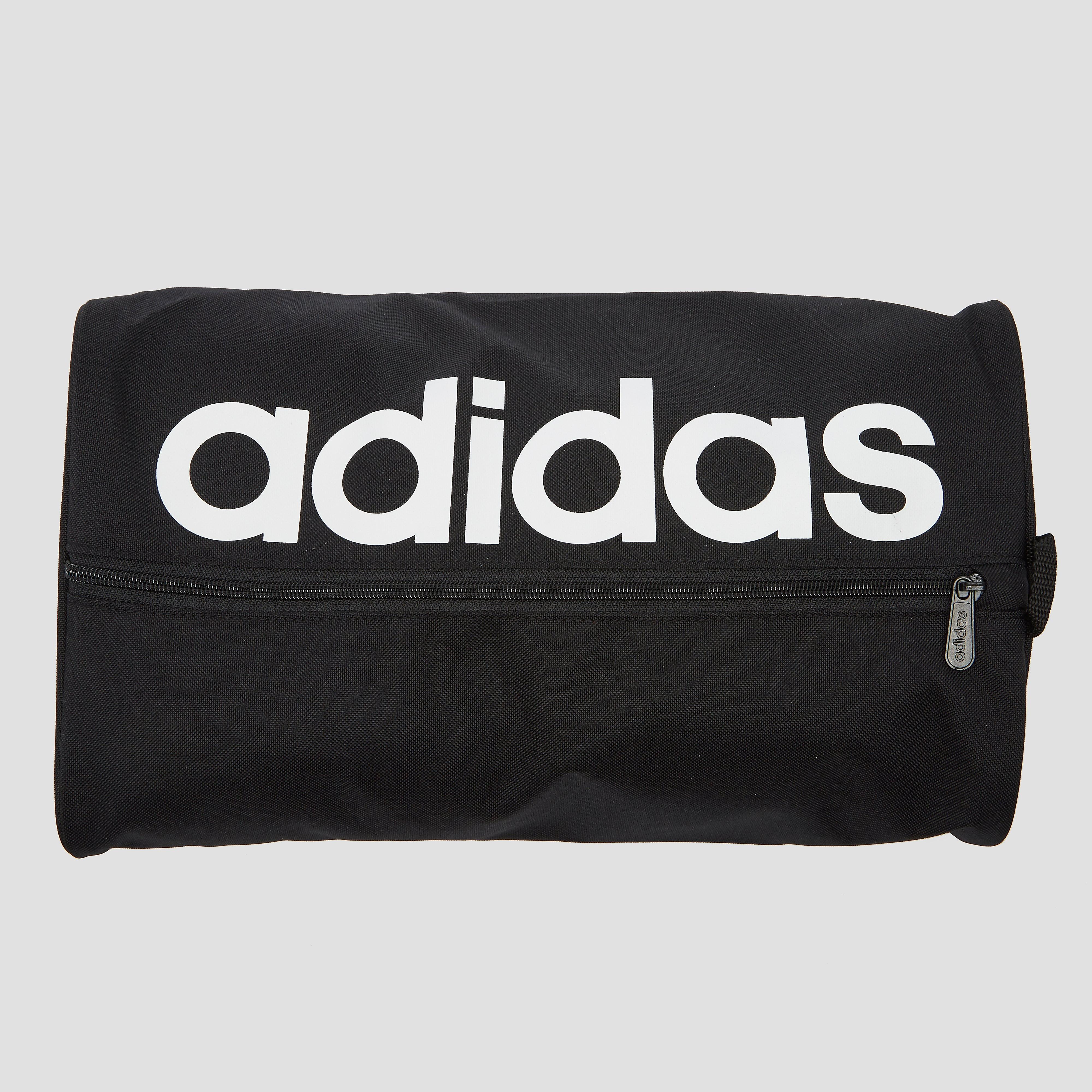 Linear core shoebag zwart