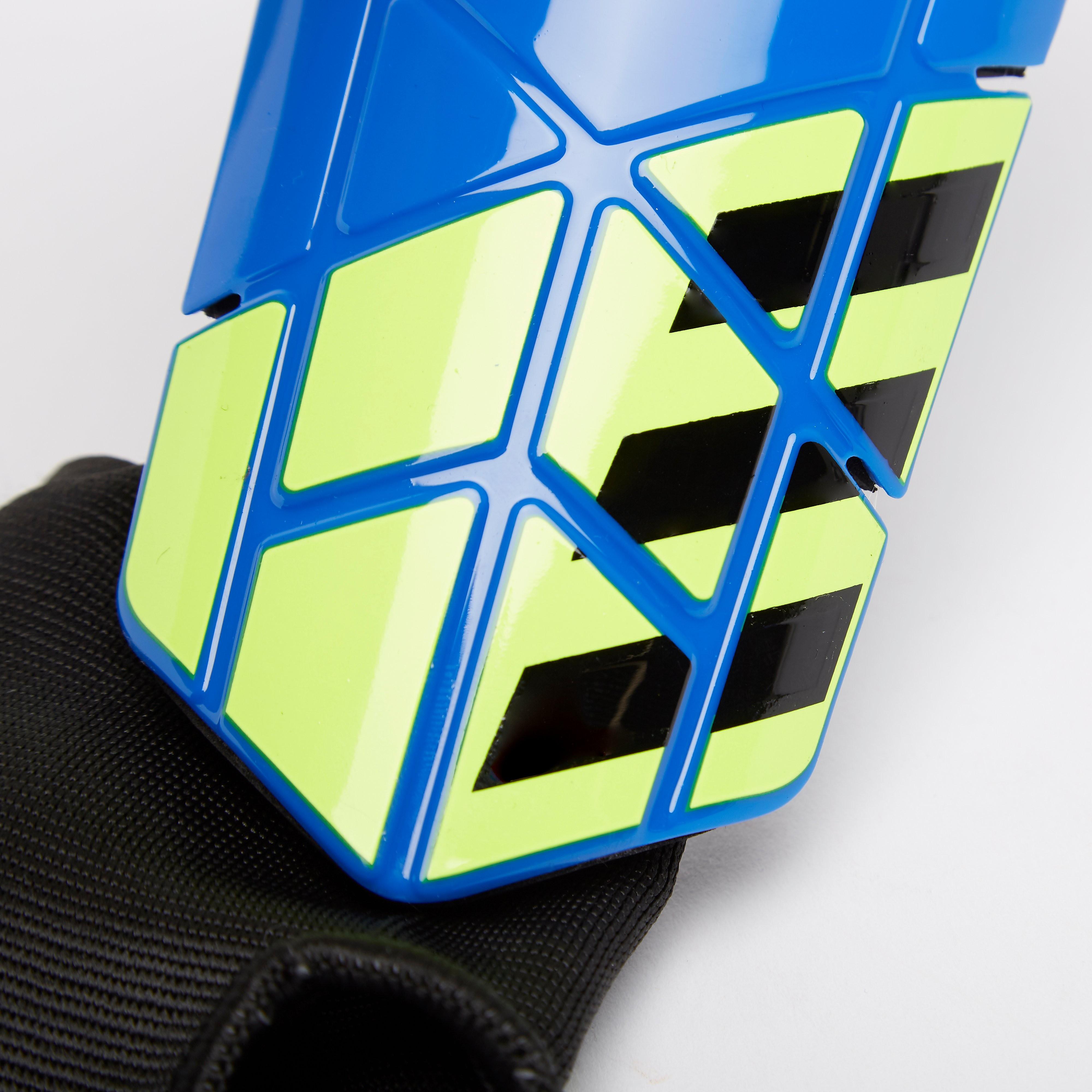 X club scheenbeschermers blauw/geel