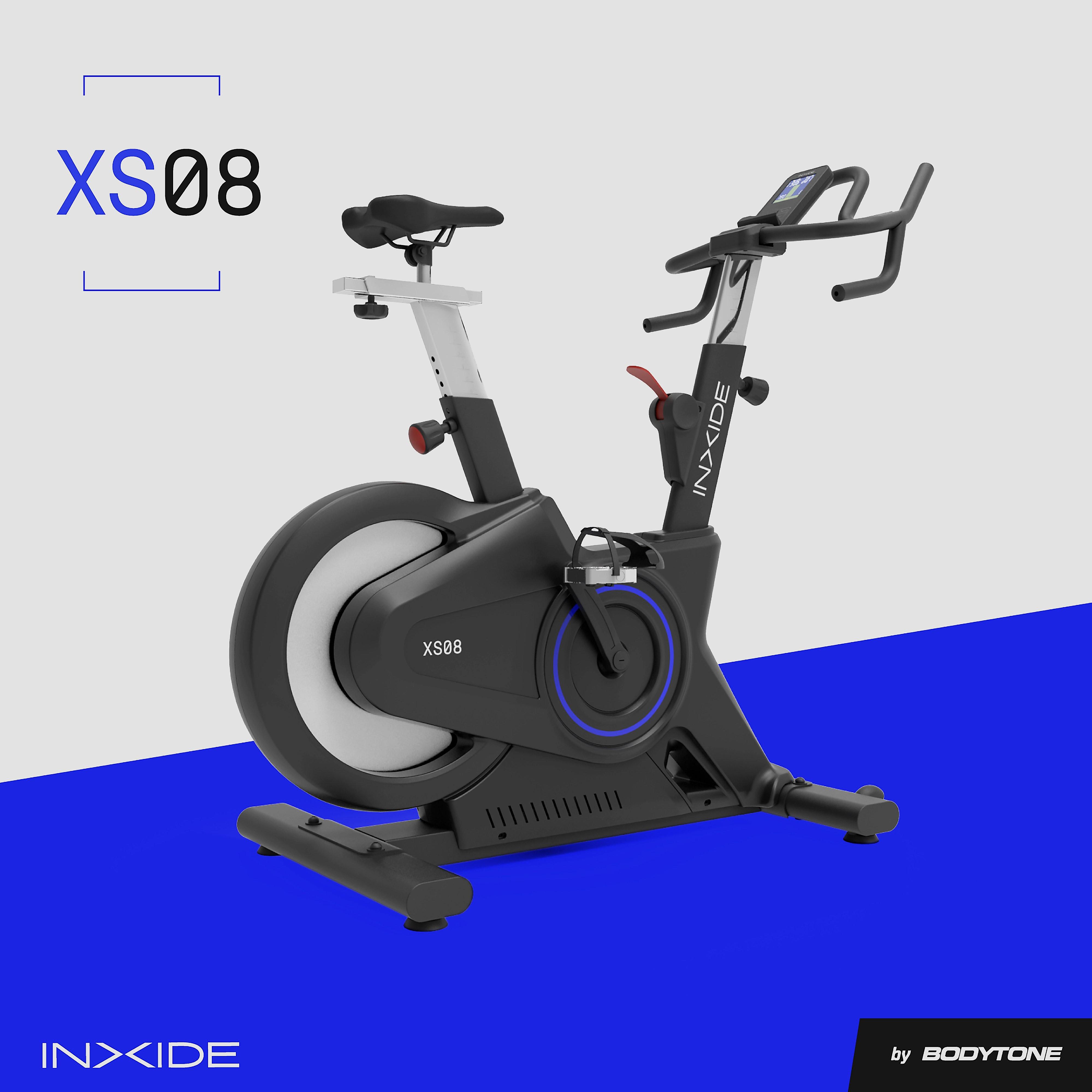 Niet naar de sportschool en toch van je favoriete fietsles genieten? dat kan met inxide xs08 bluetooth indoor ...
