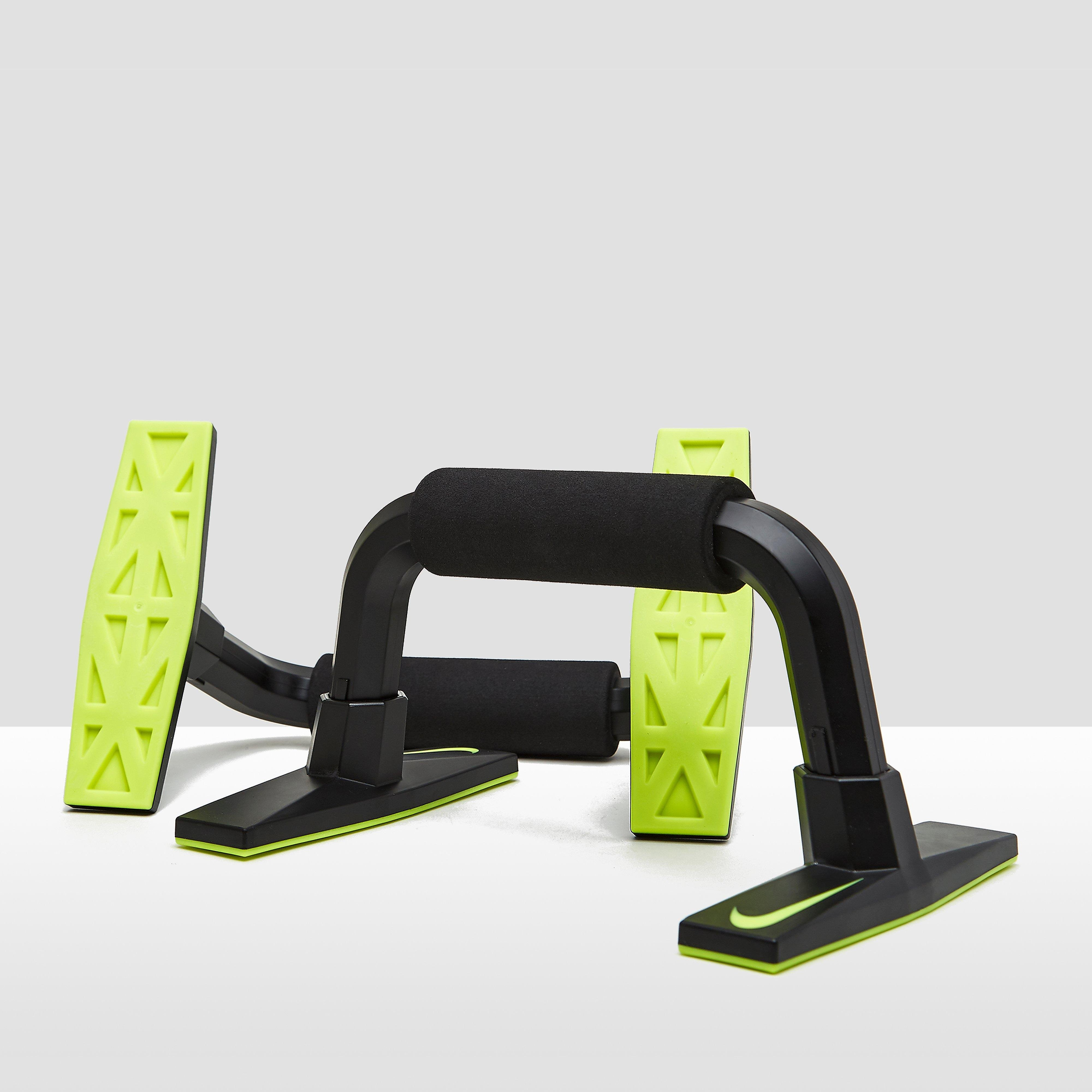 NIKE PUSH UP GRIP 3.0 ZWART/GEEL UNISEX
