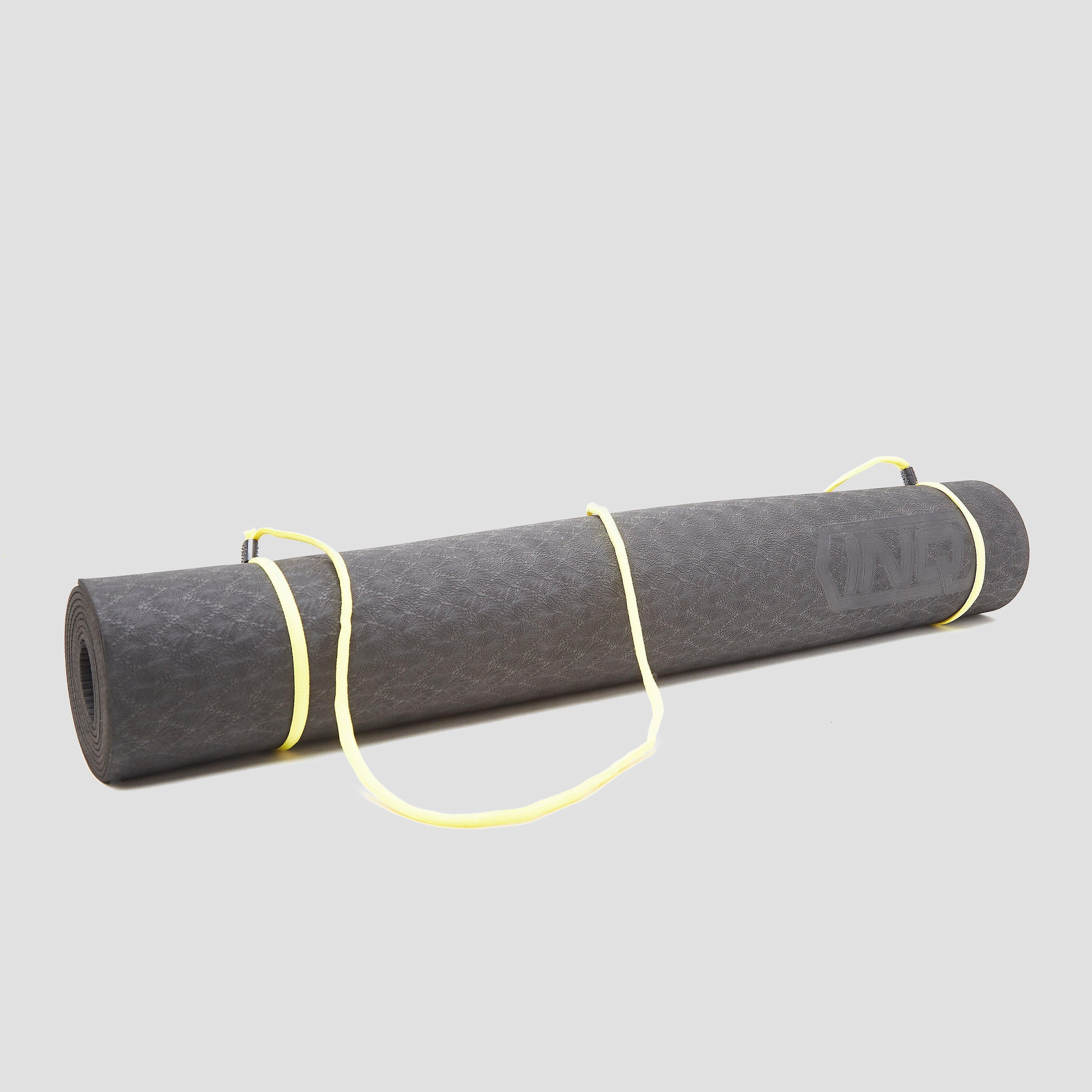 INQ Yogamat 3 millimeter tpe zwart Kinderen