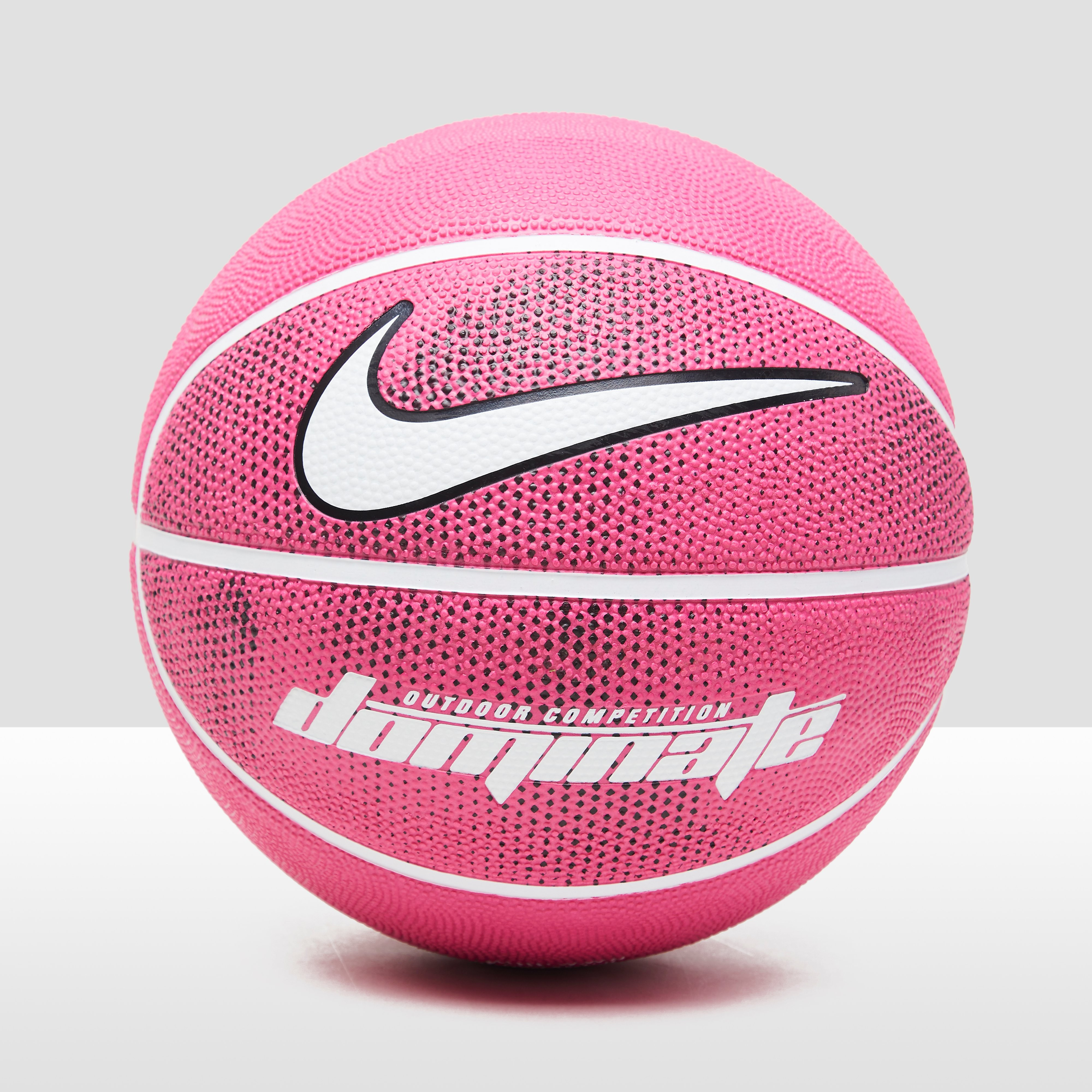 NIKE DOMINATE 8P BASKETBAL ROZE/WIT
