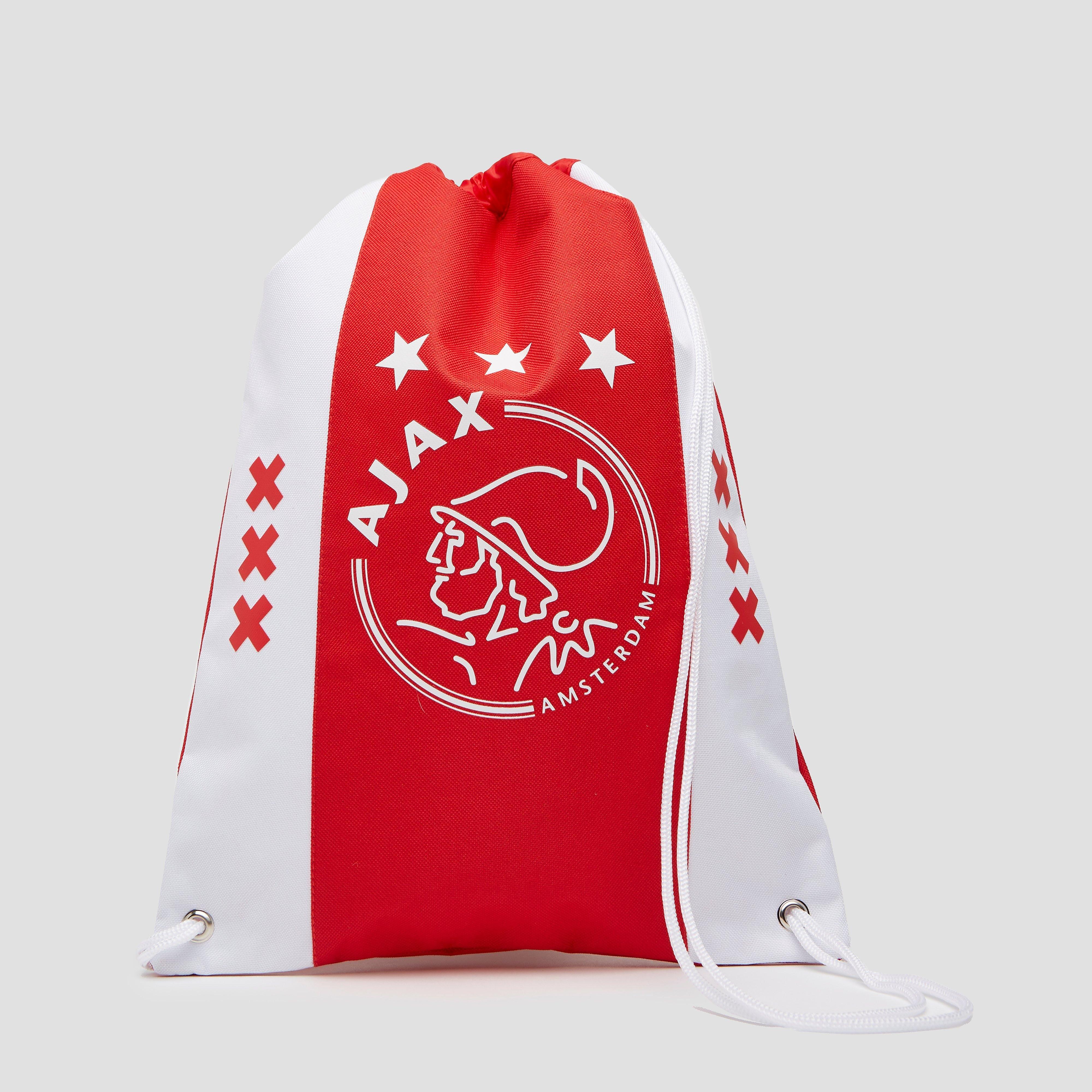 AJAX Afc ajax gymtas 19/20 wit/rood Kinderen