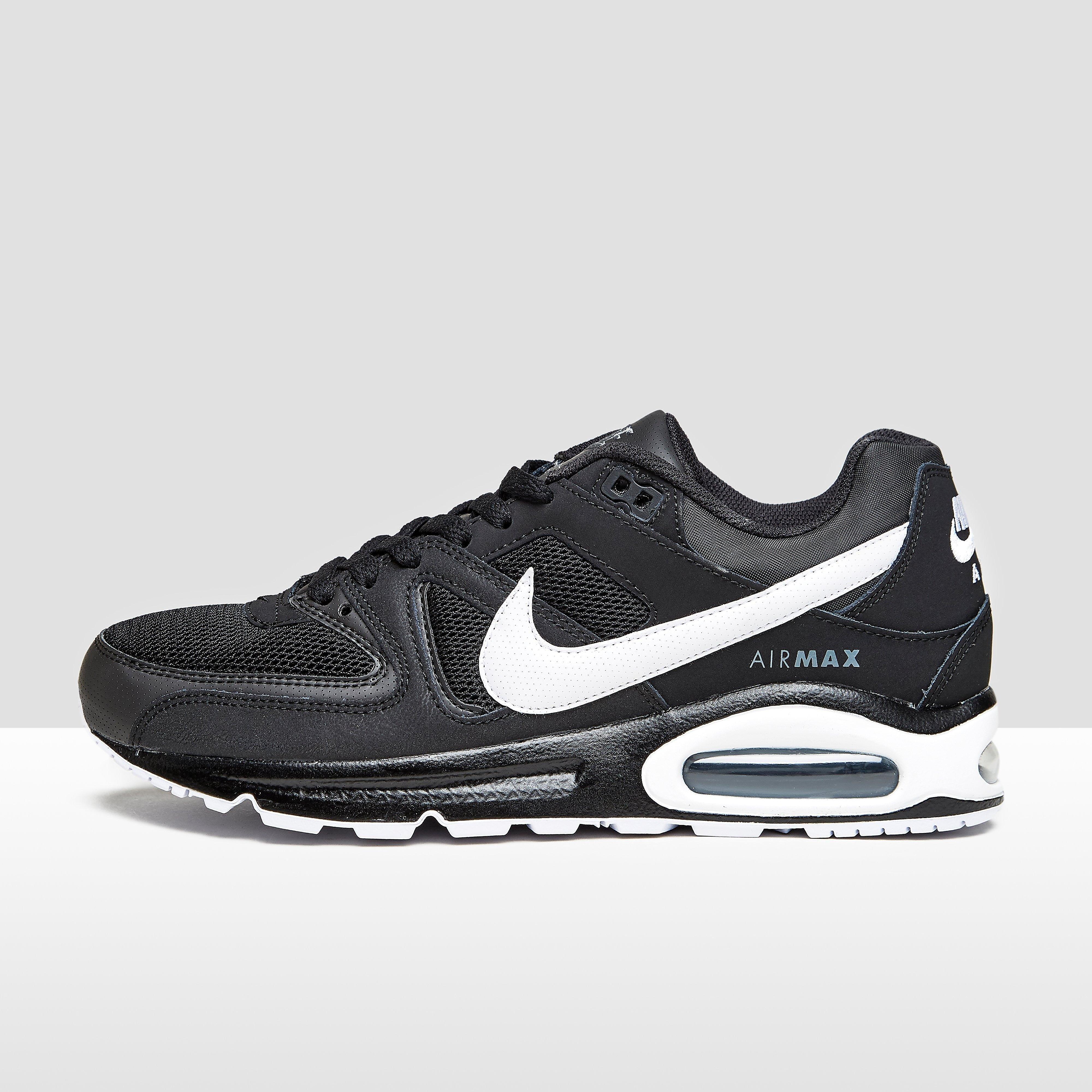 Nike AIR MAX COMMAND SNEAKERS ZWART HEREN