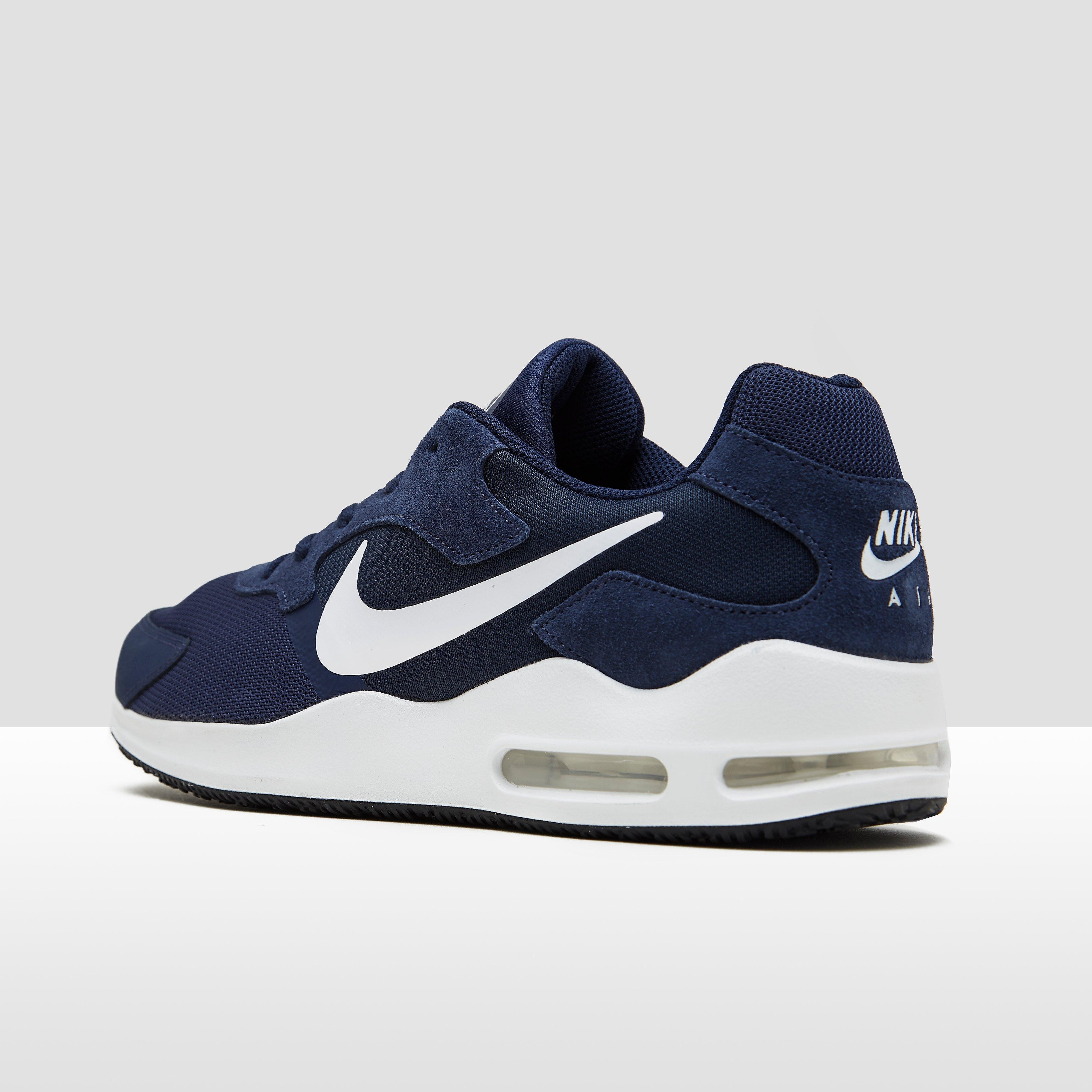 Air max guille sneakers blauw heren
