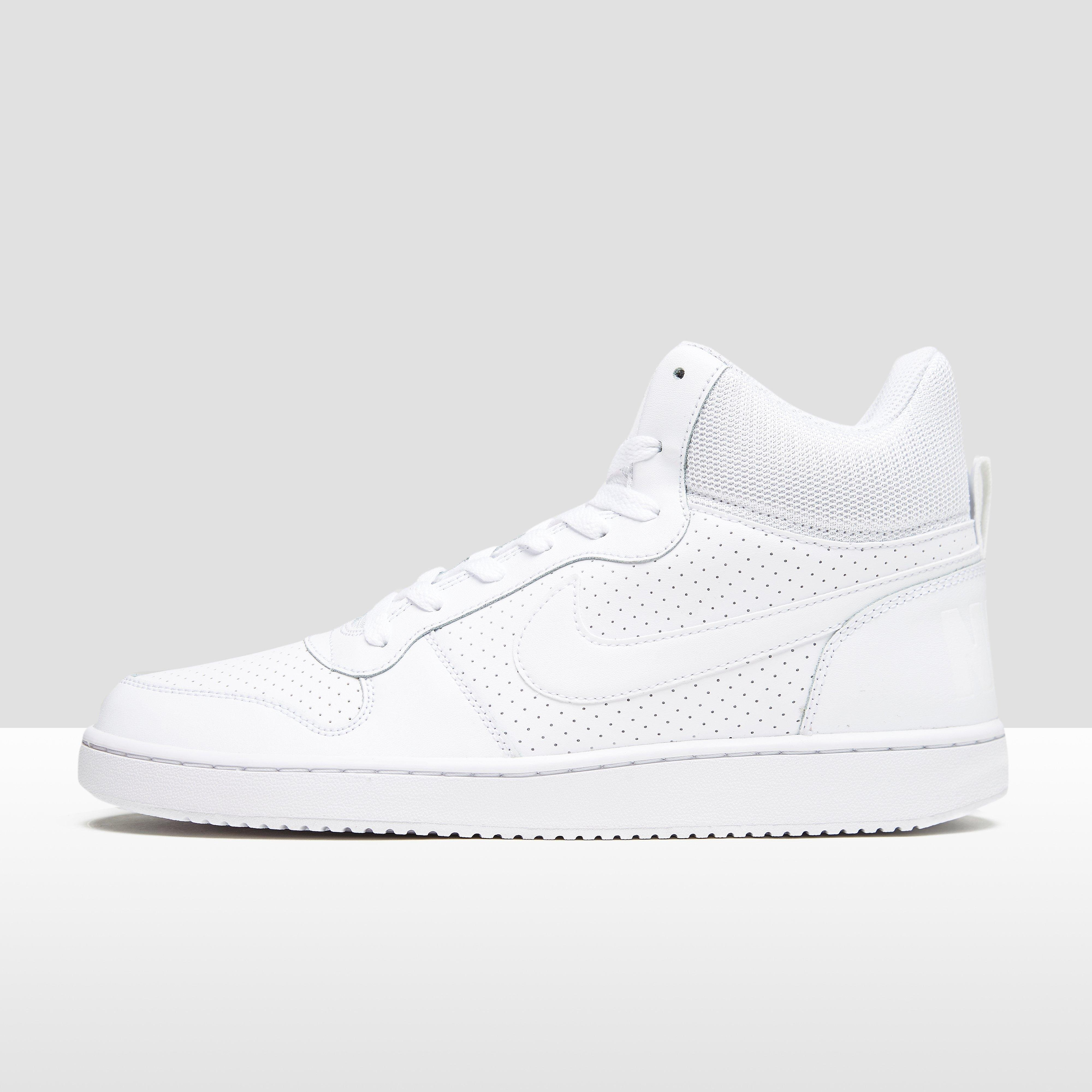 NIKE COURT BOROUGH MID SNEAKERS WIT HEREN