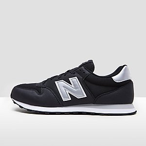 new balance sneakers heren zwart