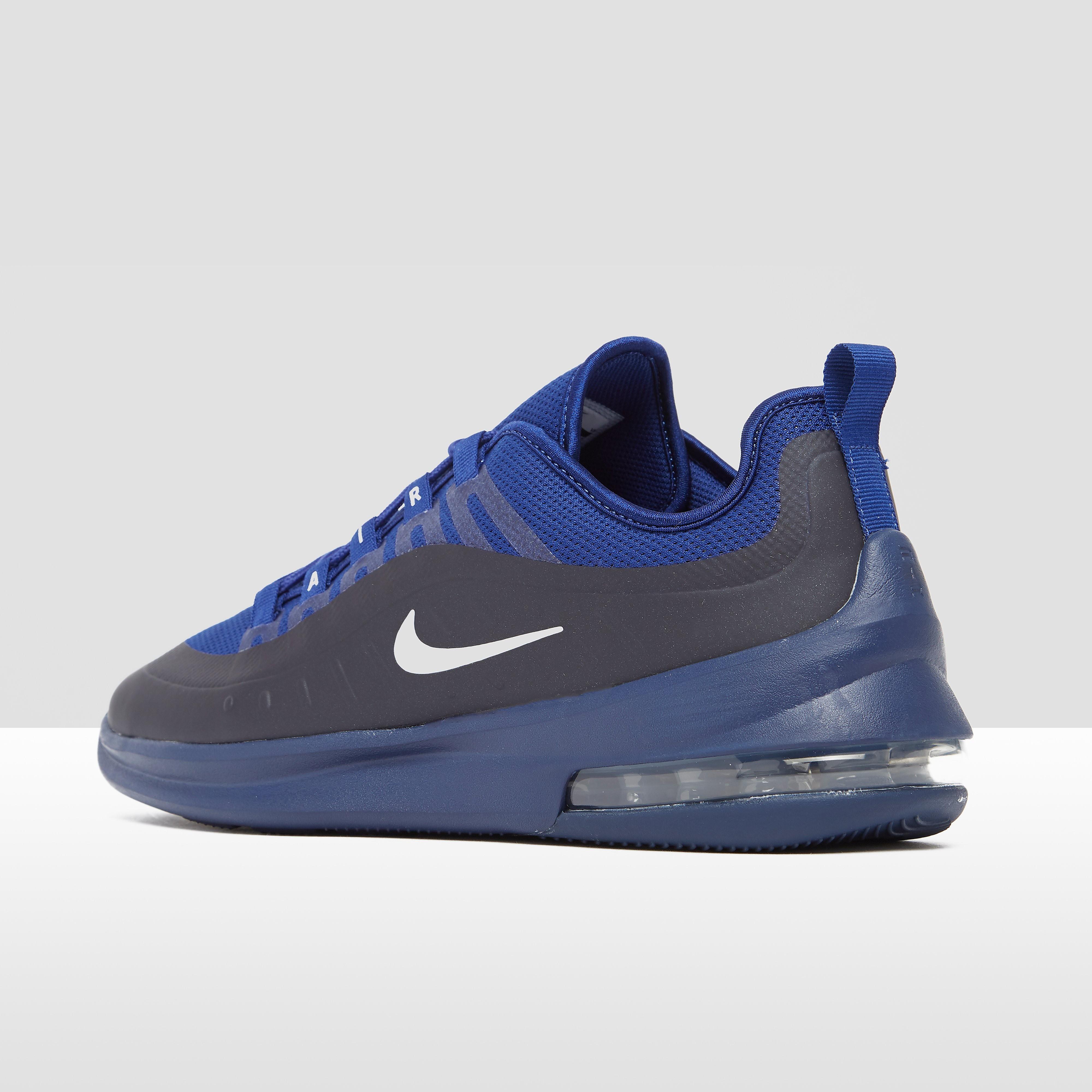 Air max axis sneakers blauw heren