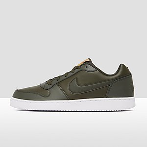 new style f84eb 7d21c NIKE EBERNON LOW SNEAKERS GROENWIT HEREN