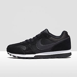 huge discount 2dd3a 32713 NIKE MD RUNNER 2 SNEAKERS ZWARTWIT DAMES