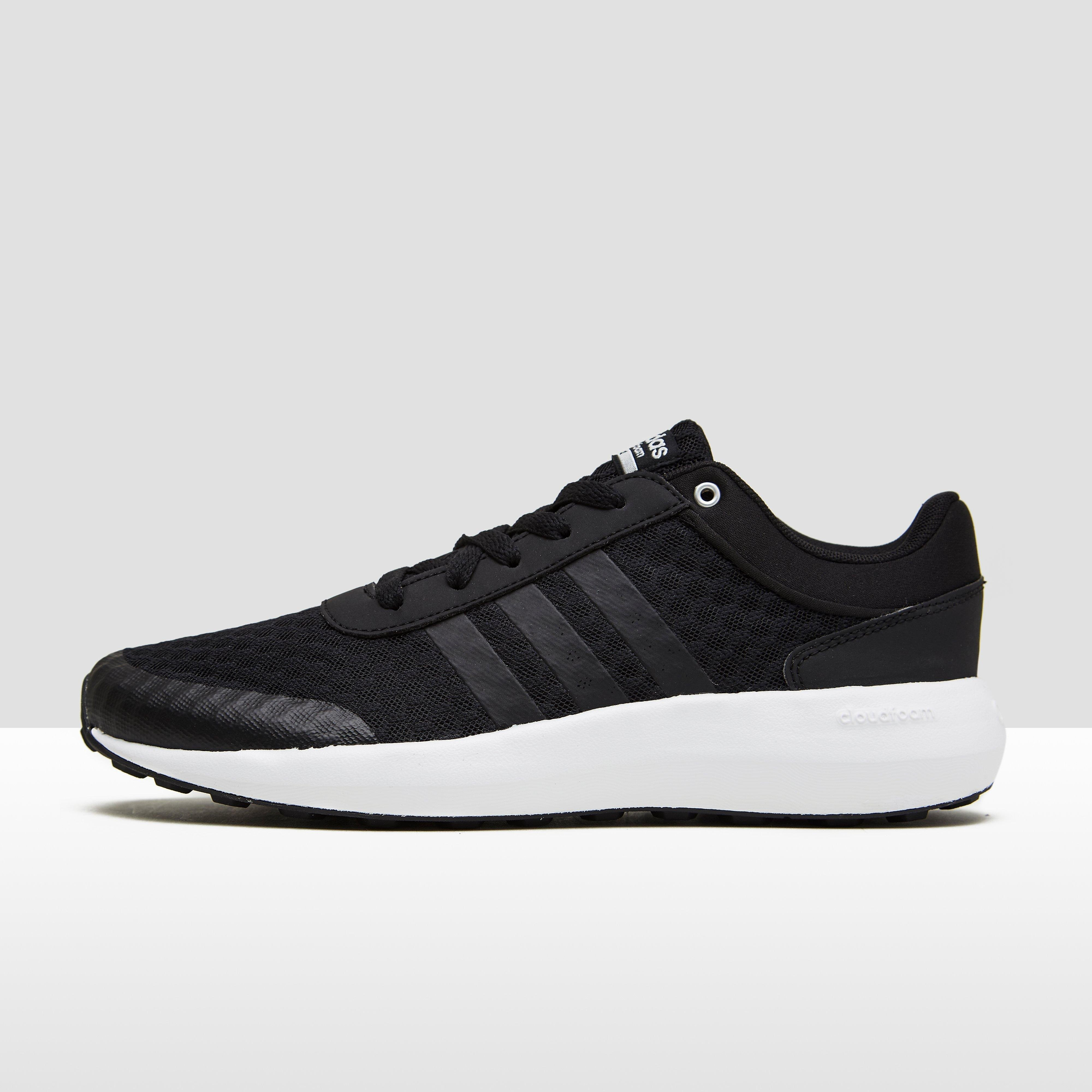 ADIDAS CLOUDFOAM RACE SNEAKERS ZWART DAMES