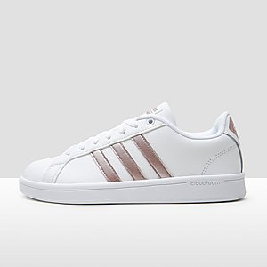 huge discount 537a0 2712b ADIDAS CLOUDFOAM ADVANTAGE SNEAKERS WITGOUD DAMES