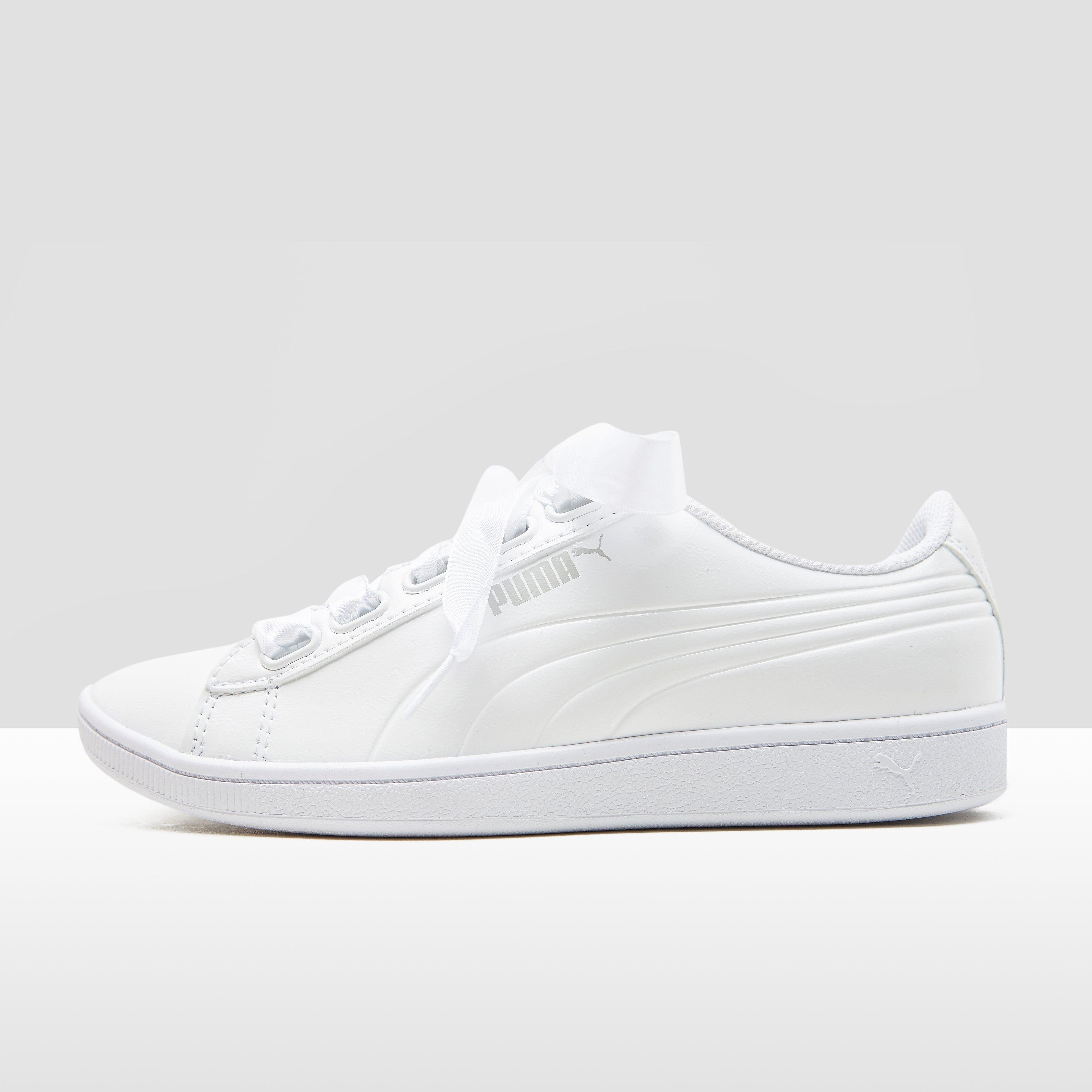 PUMA VIKKY RIBBON SNEAKERS WIT DAMES