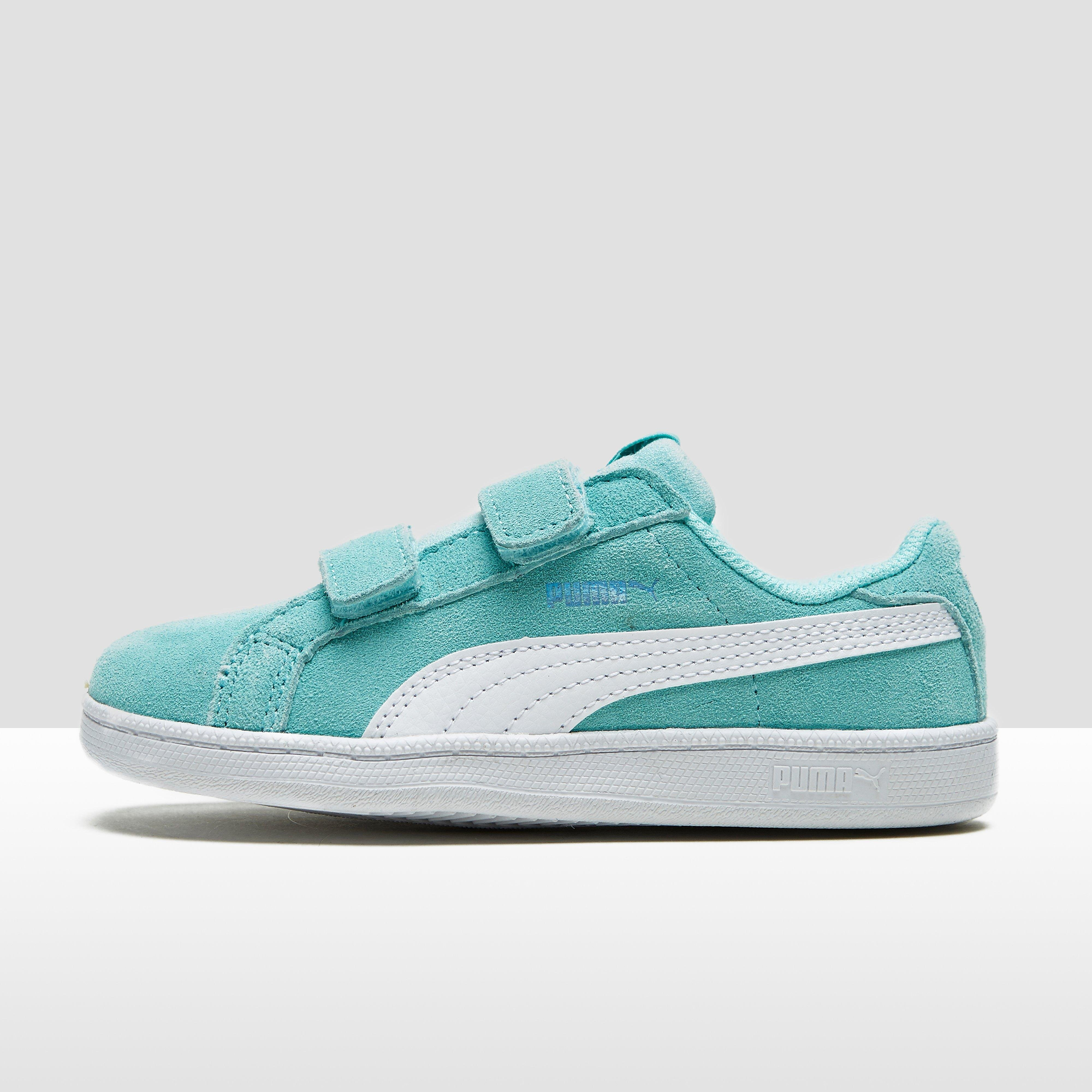 PUMA SMASH SUEDE SNEAKERS KIDS