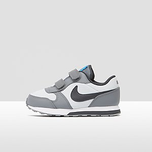 size 40 09b95 232f5 NIKE MD RUNNER 2 SNEAKERS GRIJS BABY