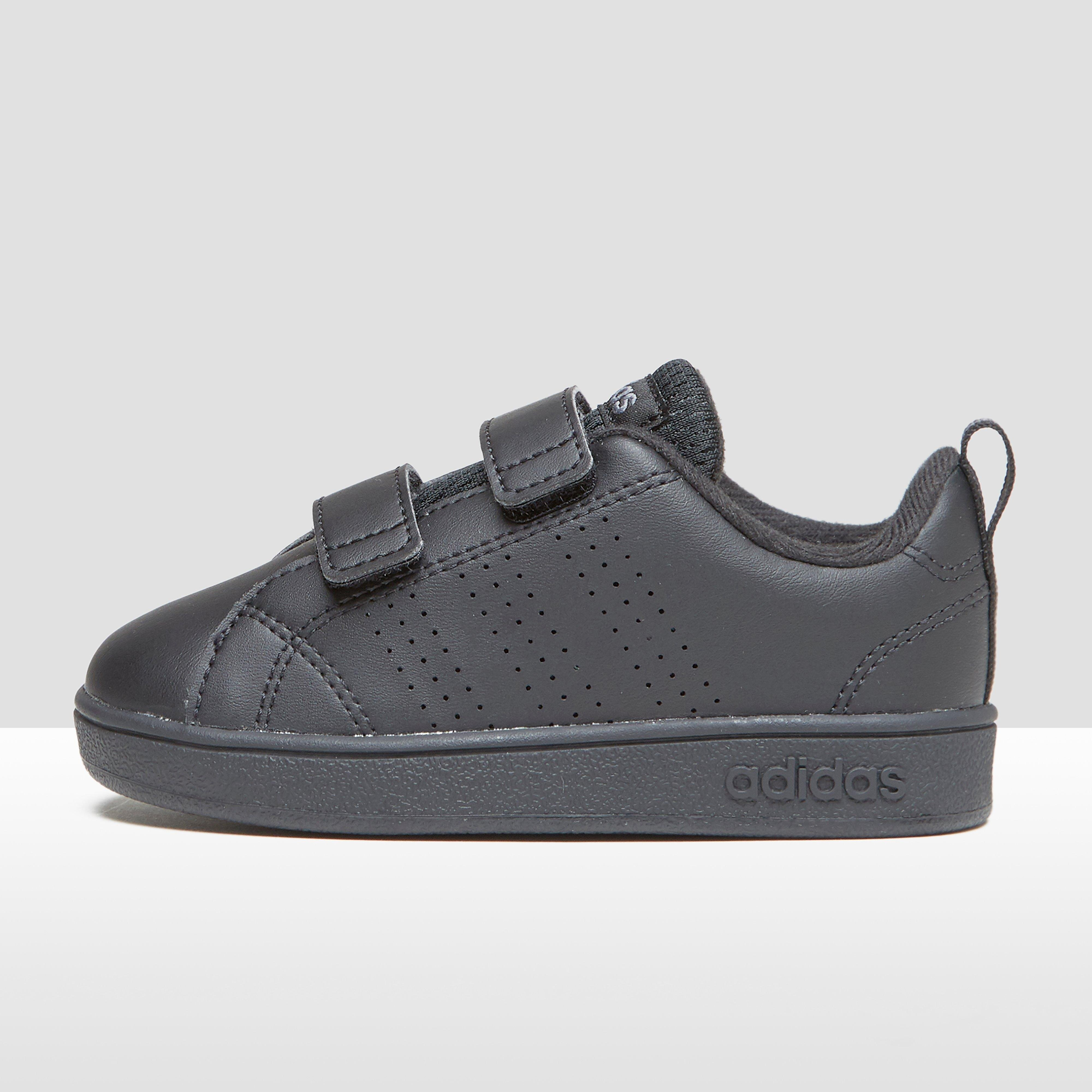 ADIDAS ADVANTAGE CLEAN VS SNEAKERS ZWART KINDEREN