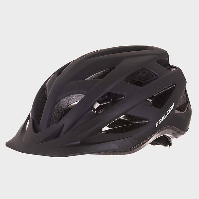 Raleigh Quest Cycling Helmet - Black/Helmet, BLACK/HELMET