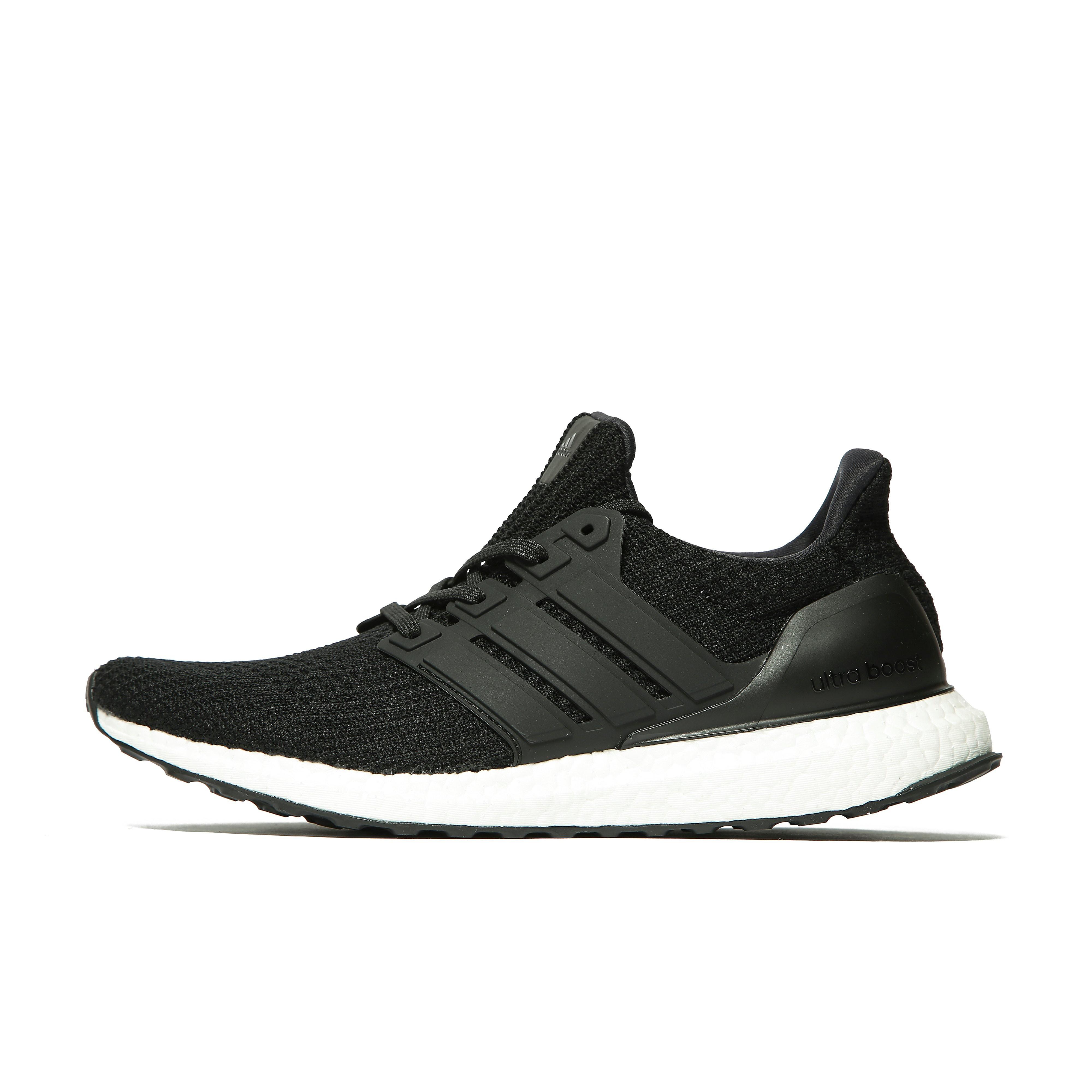 Men's adidas Ultraboost Running Shoes - Black, Black