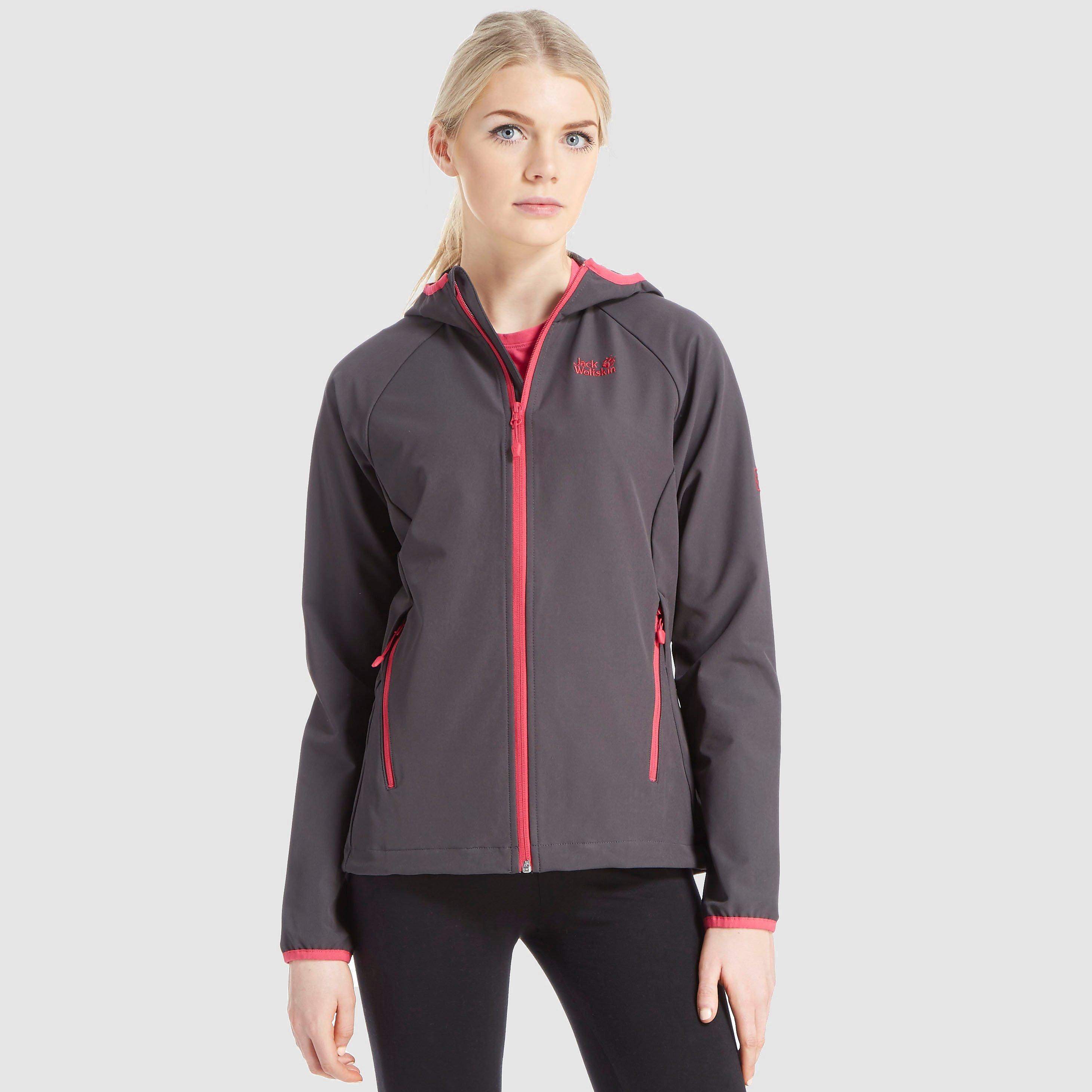 Jack Wolfskin Turbulence Women's Softshell Jacket
