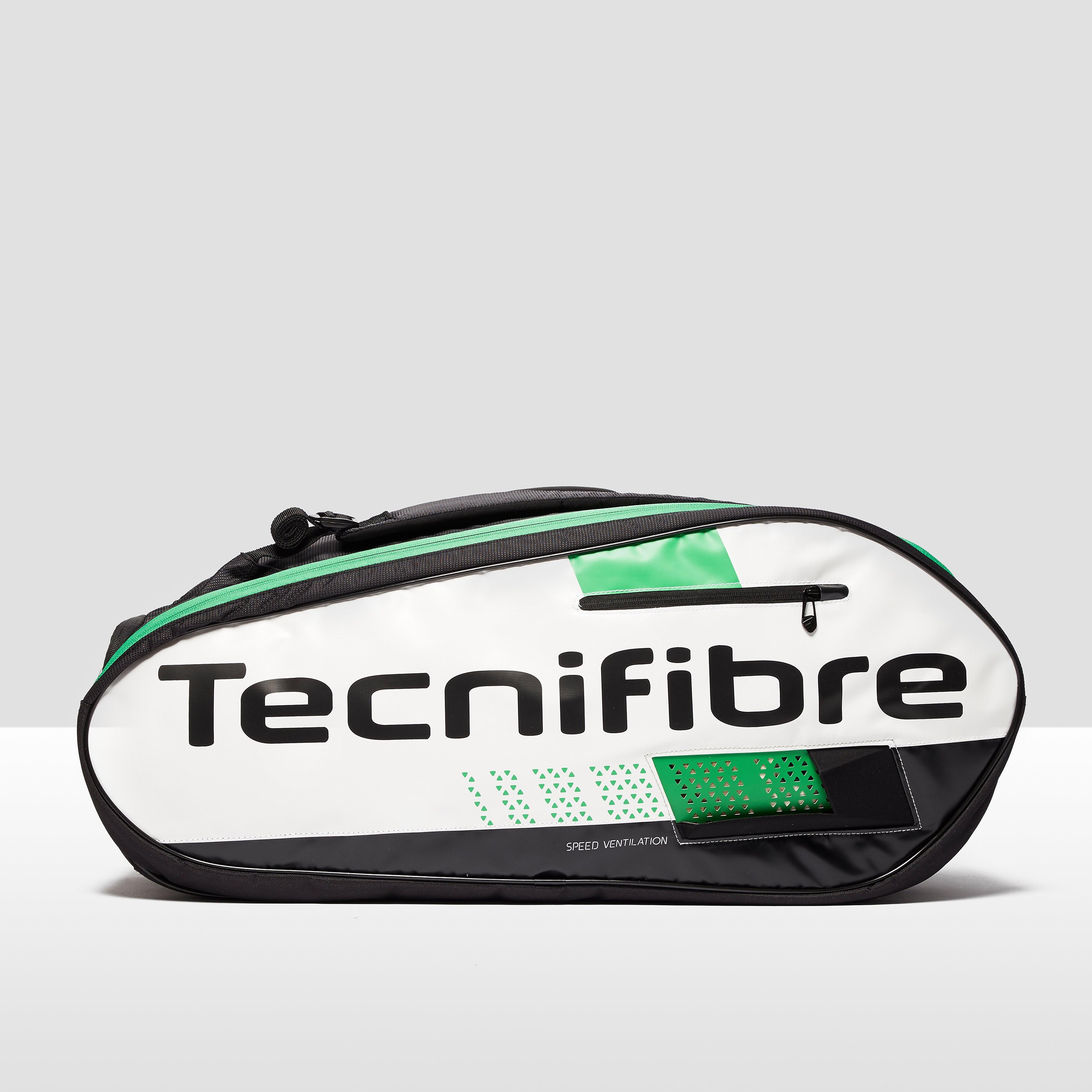 Tecnifibre Squash Green 9 Racket Bag