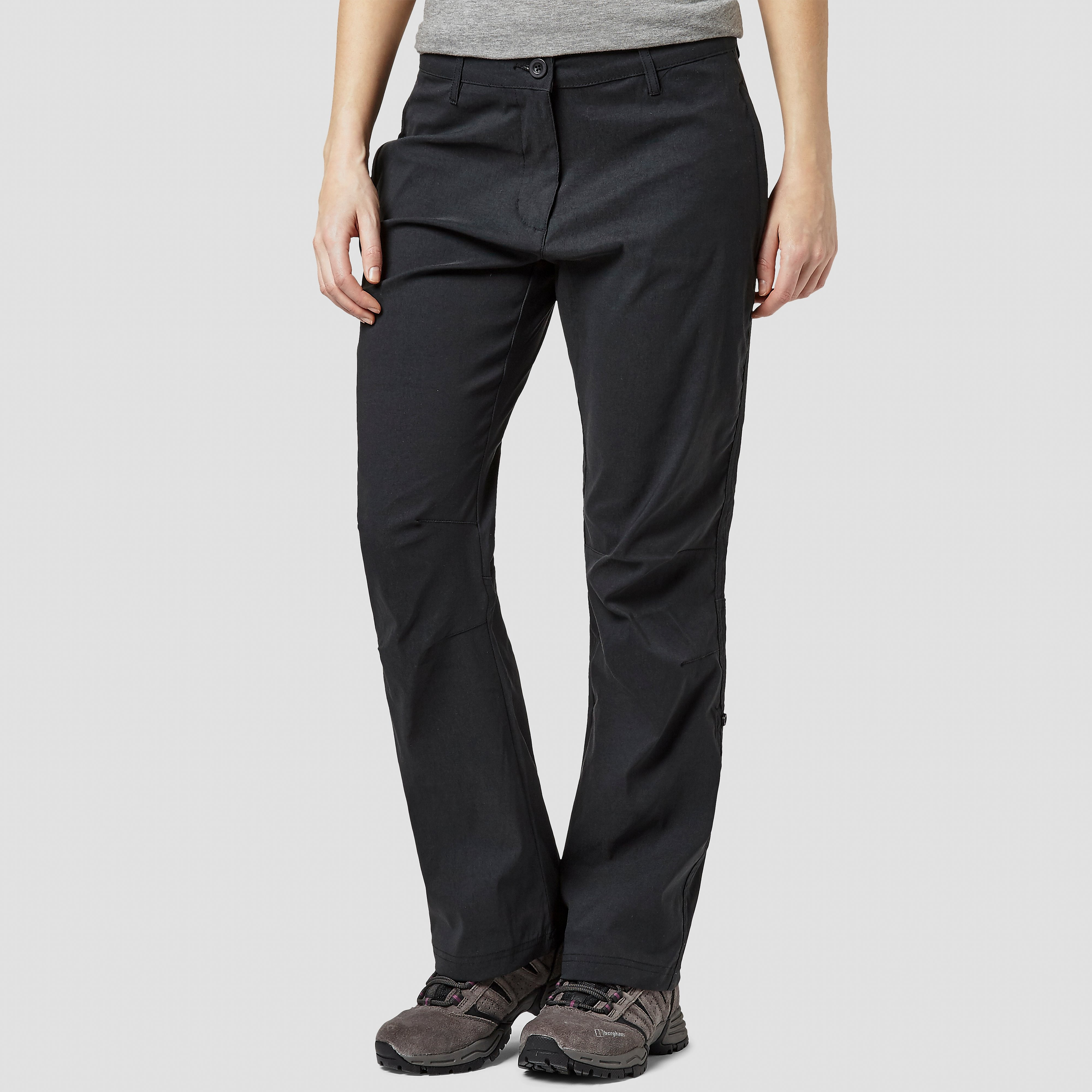 Peter Storm Women's Stretch Roll Up Trousers - Regular