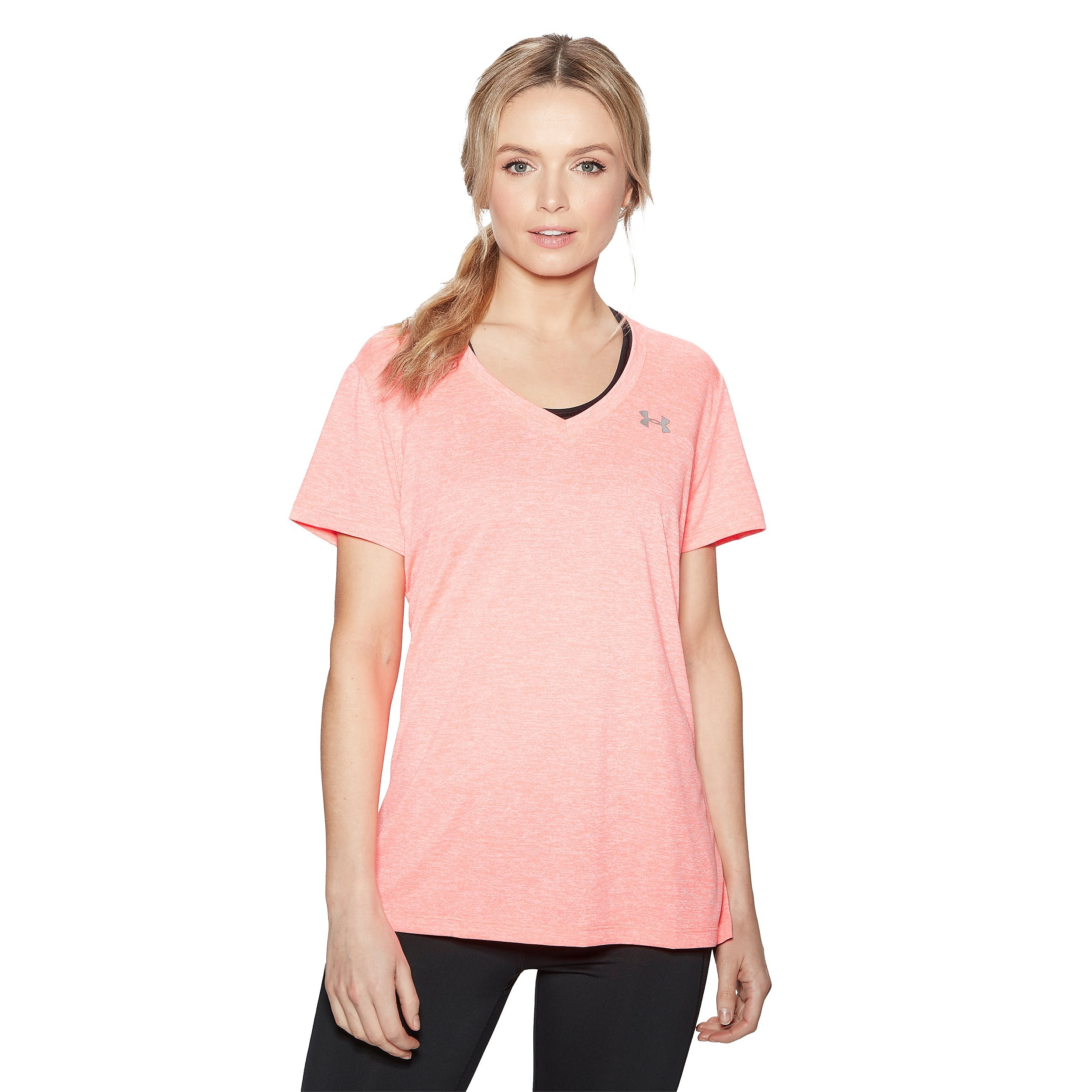 Under Armour Tech Twist Women's V-Neck T-Shirt