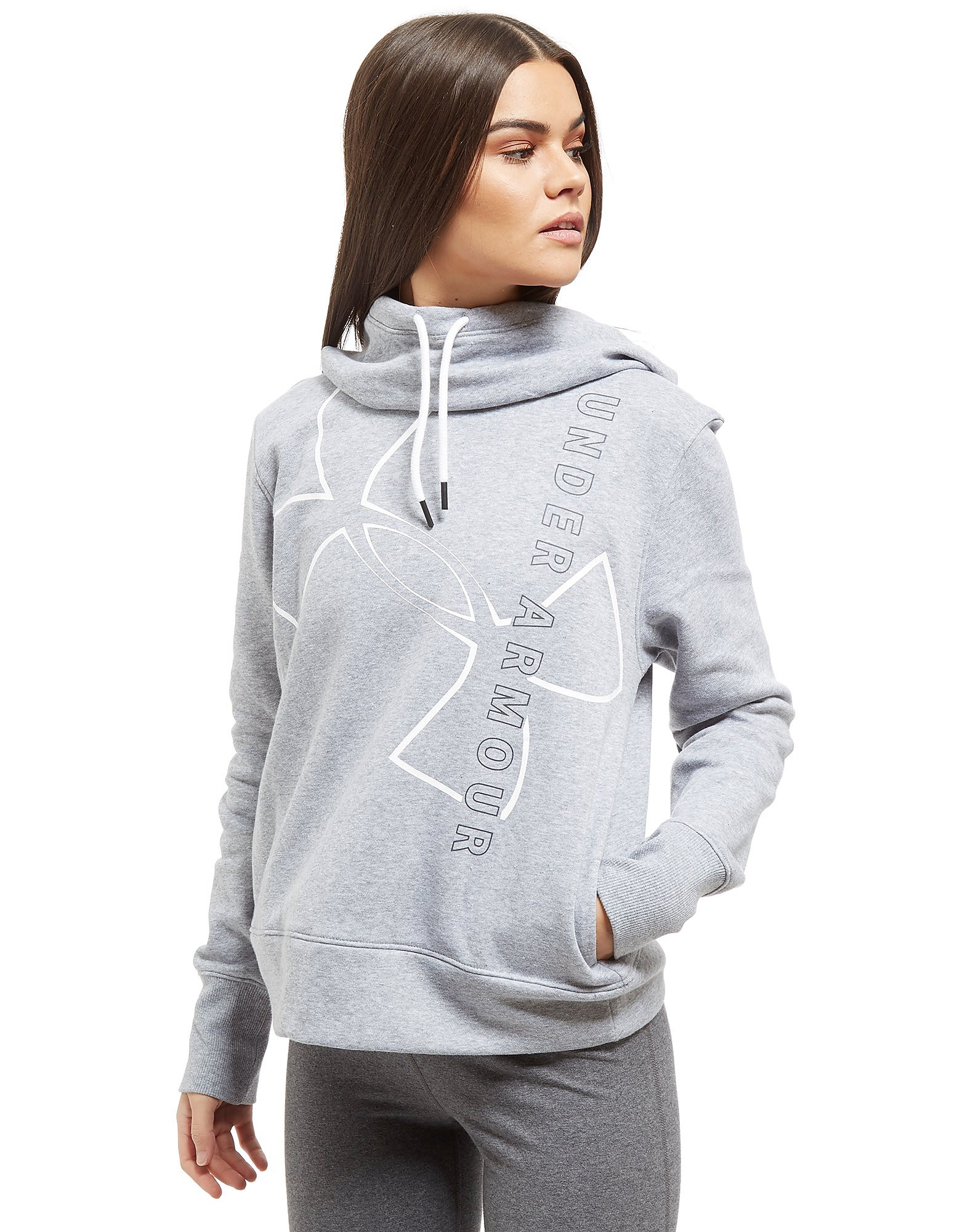 Under Armour Women's Graphic Overhead Hoodie