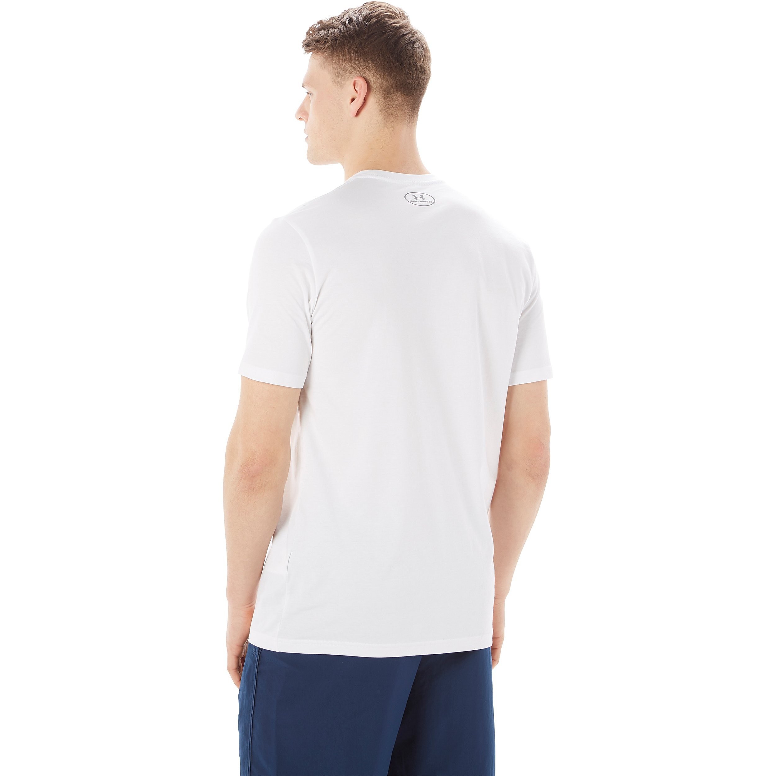 Under Armour Blocked Sportstyle Logo Men's Training T-Shirt