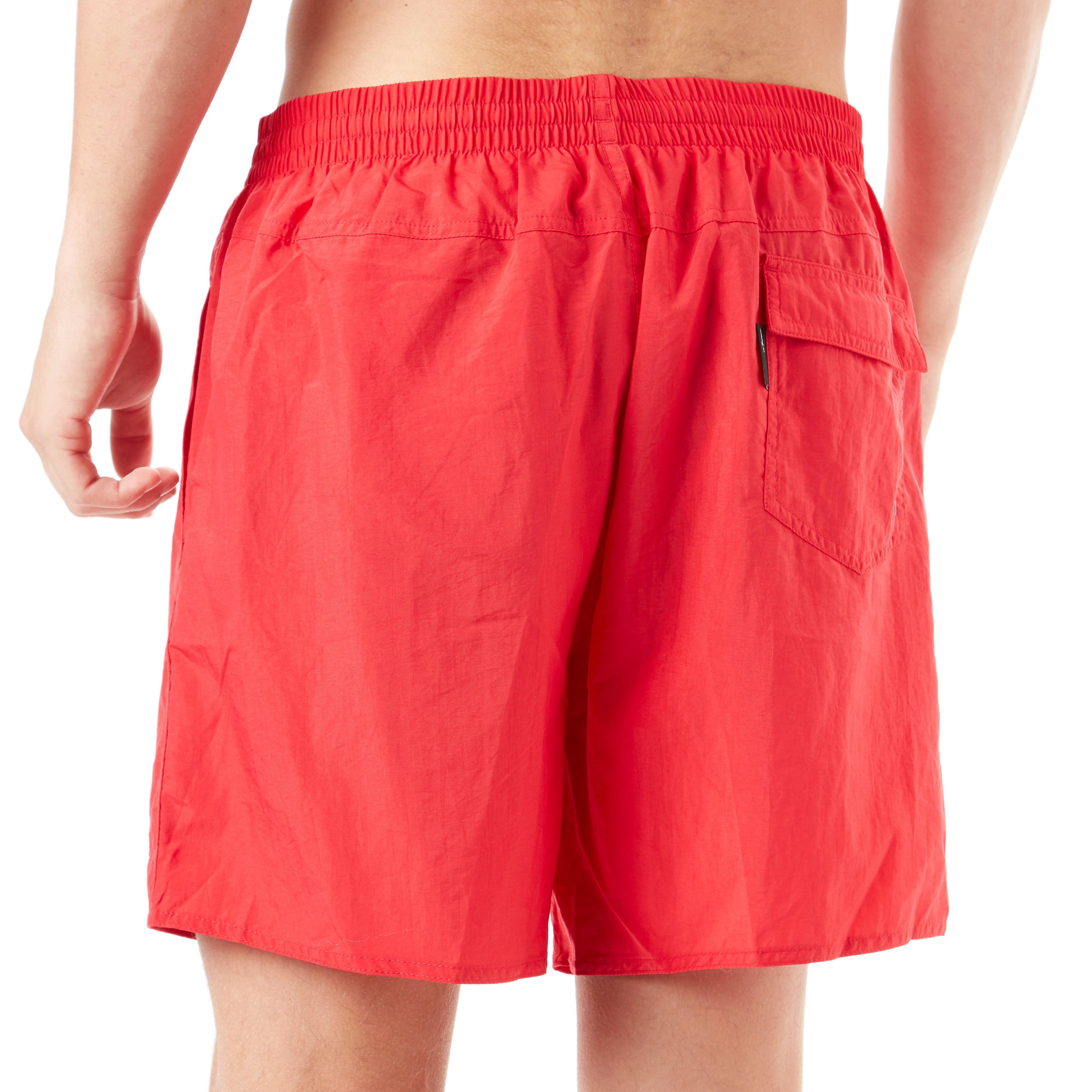 "Speedo Solid Leisure 16"" Water Shorts"