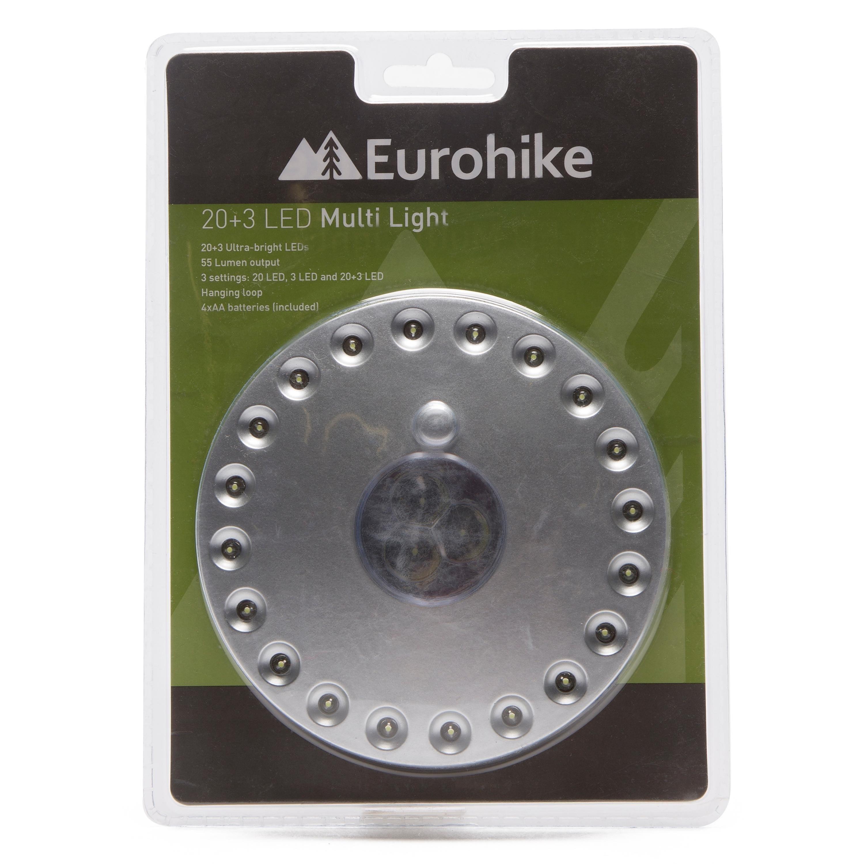 EUROHIKE 20+3 LED Multi Light