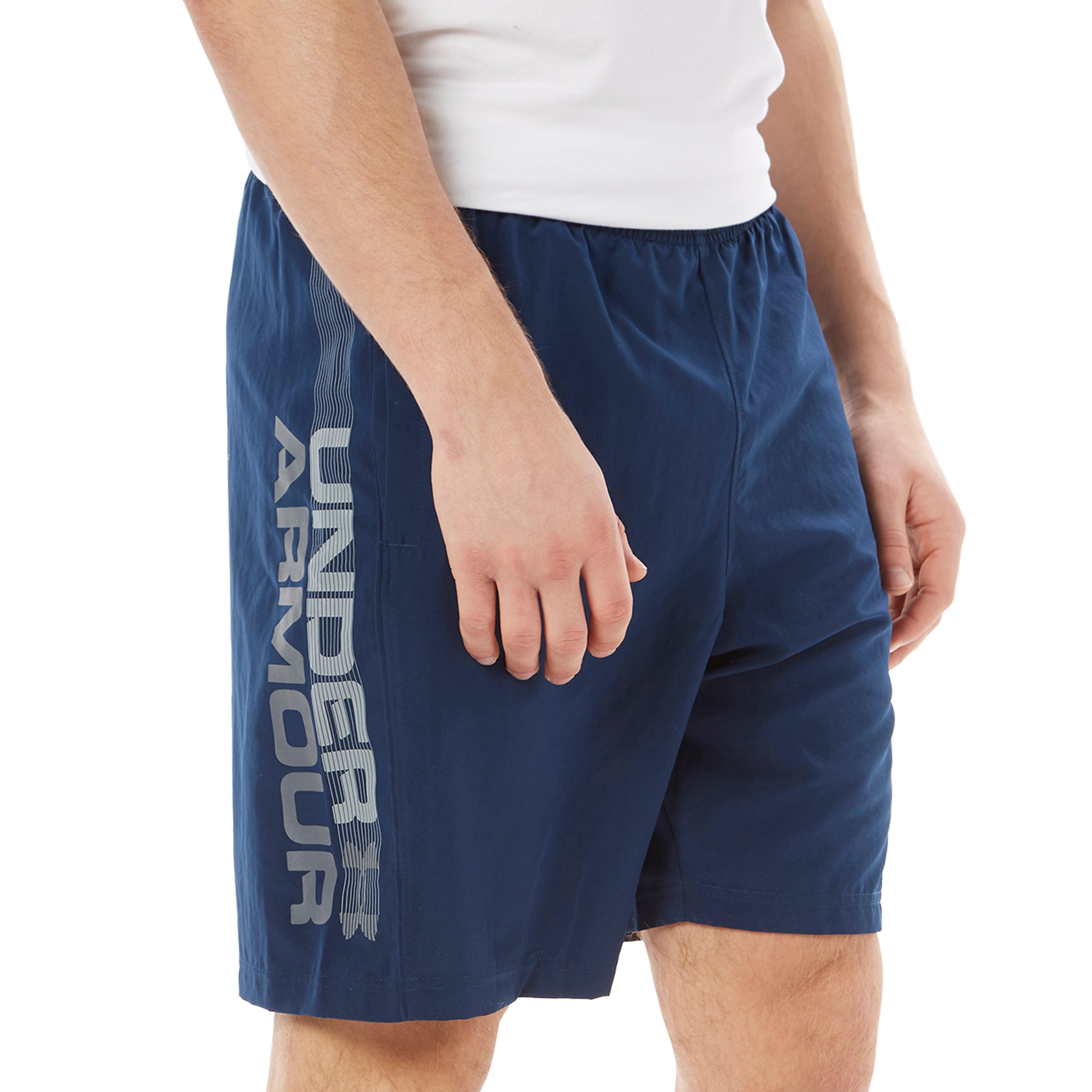 Under Armour Woven Graphic Wordmark Men's Training Shorts