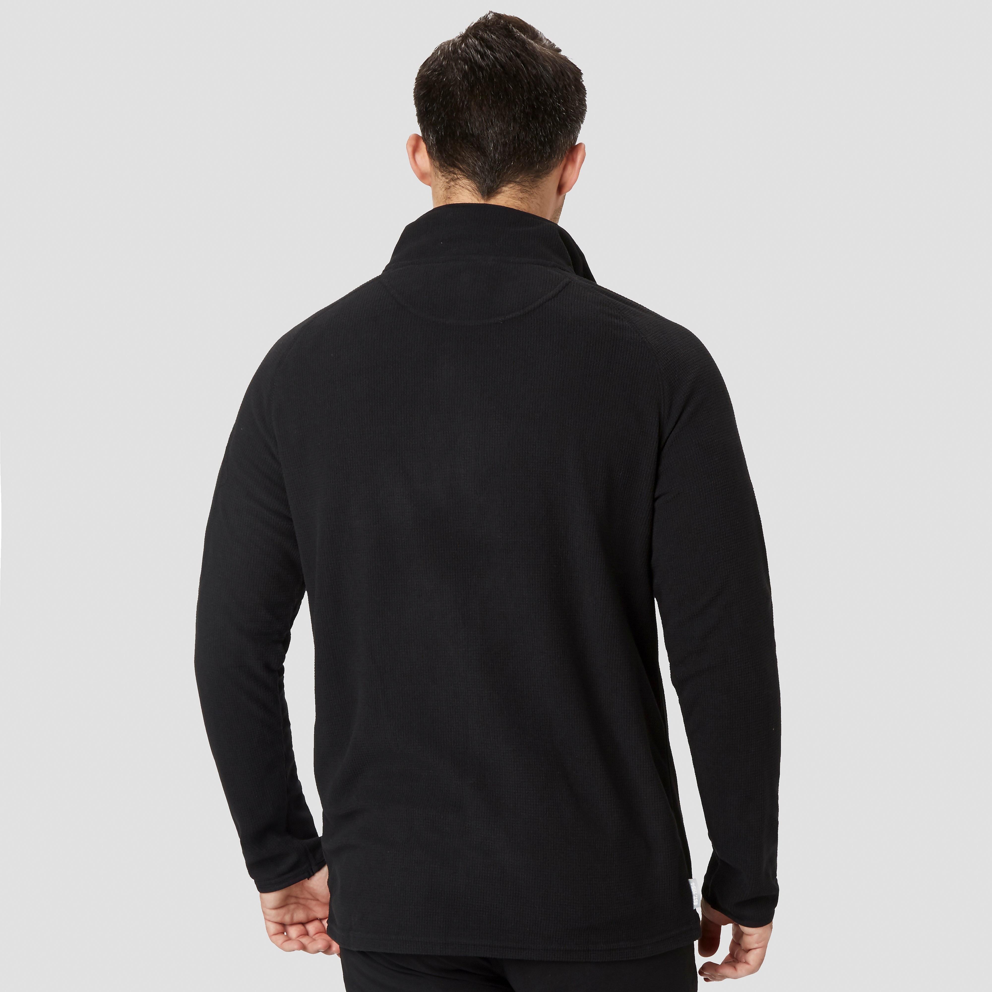 PETER STORM Men's Grid Half Zip Fleece