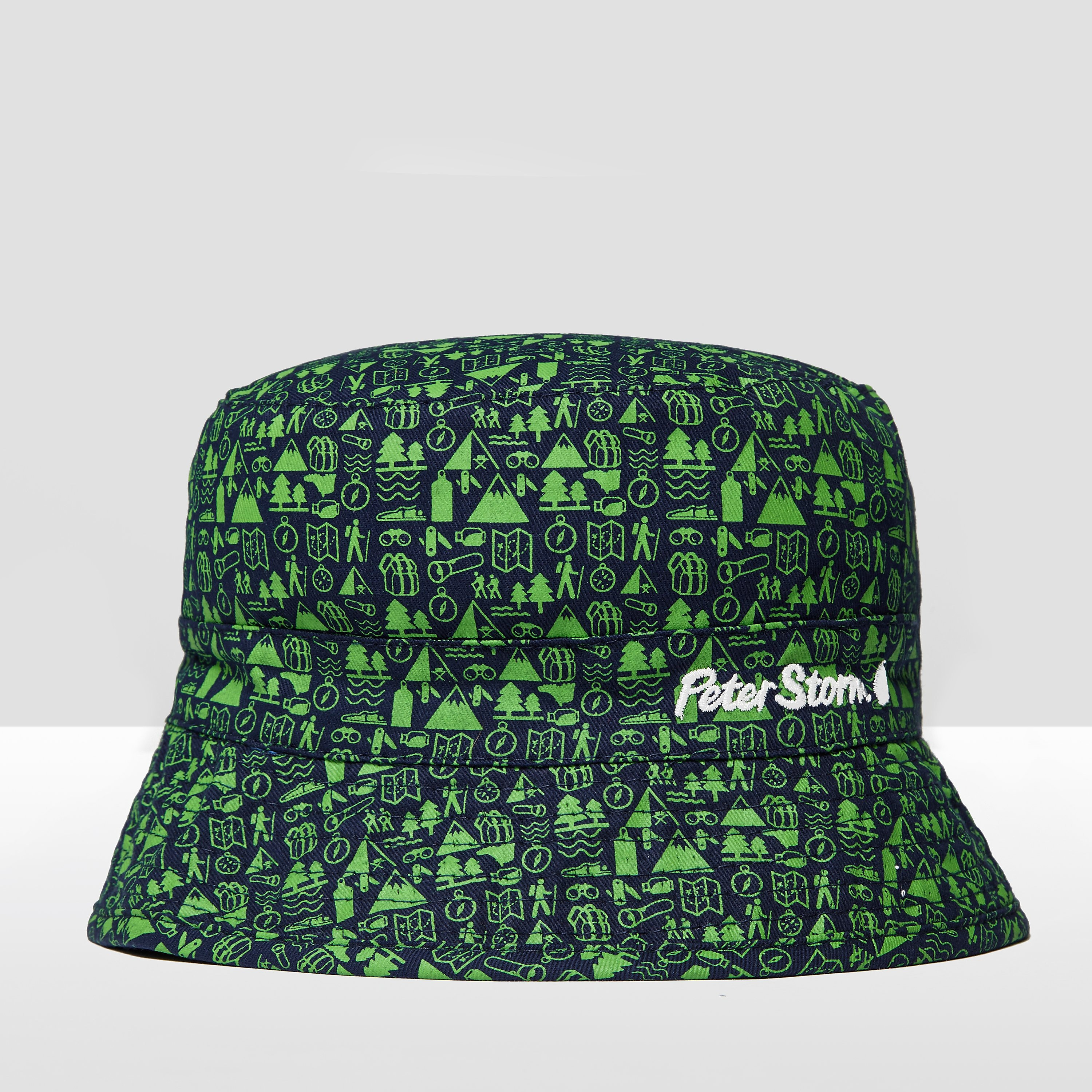 Peter Storm Kids' Camp Reversible Bucket Hat