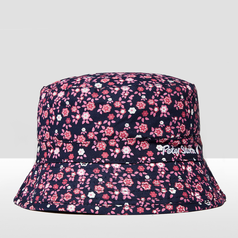 Peter Storm Kids' Flower Reversible Bucket Hat
