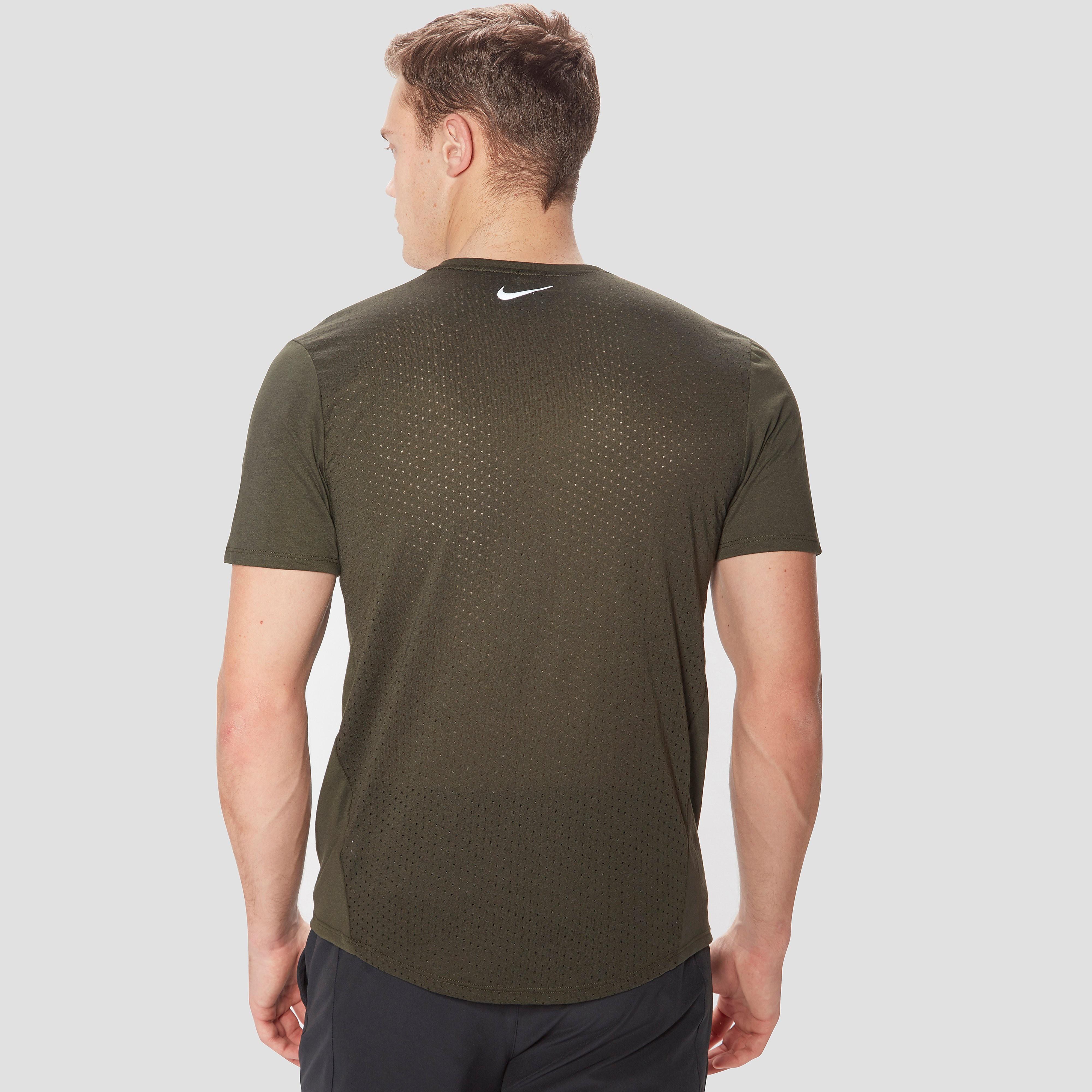 Nike Tailwind Short Sleeve Men's Running Top
