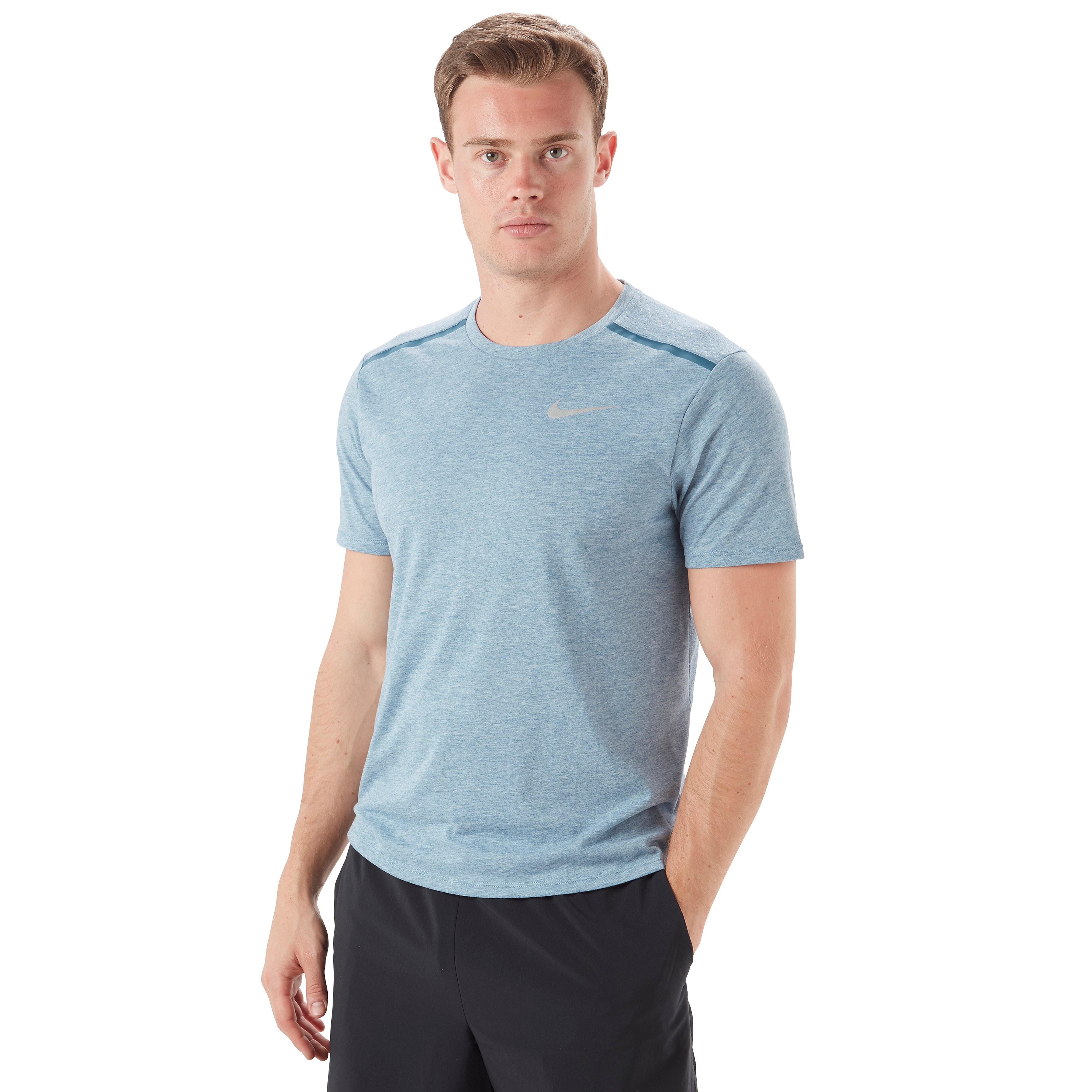 Nike Breathe Tailwind Short Sleeve Men's Running Top