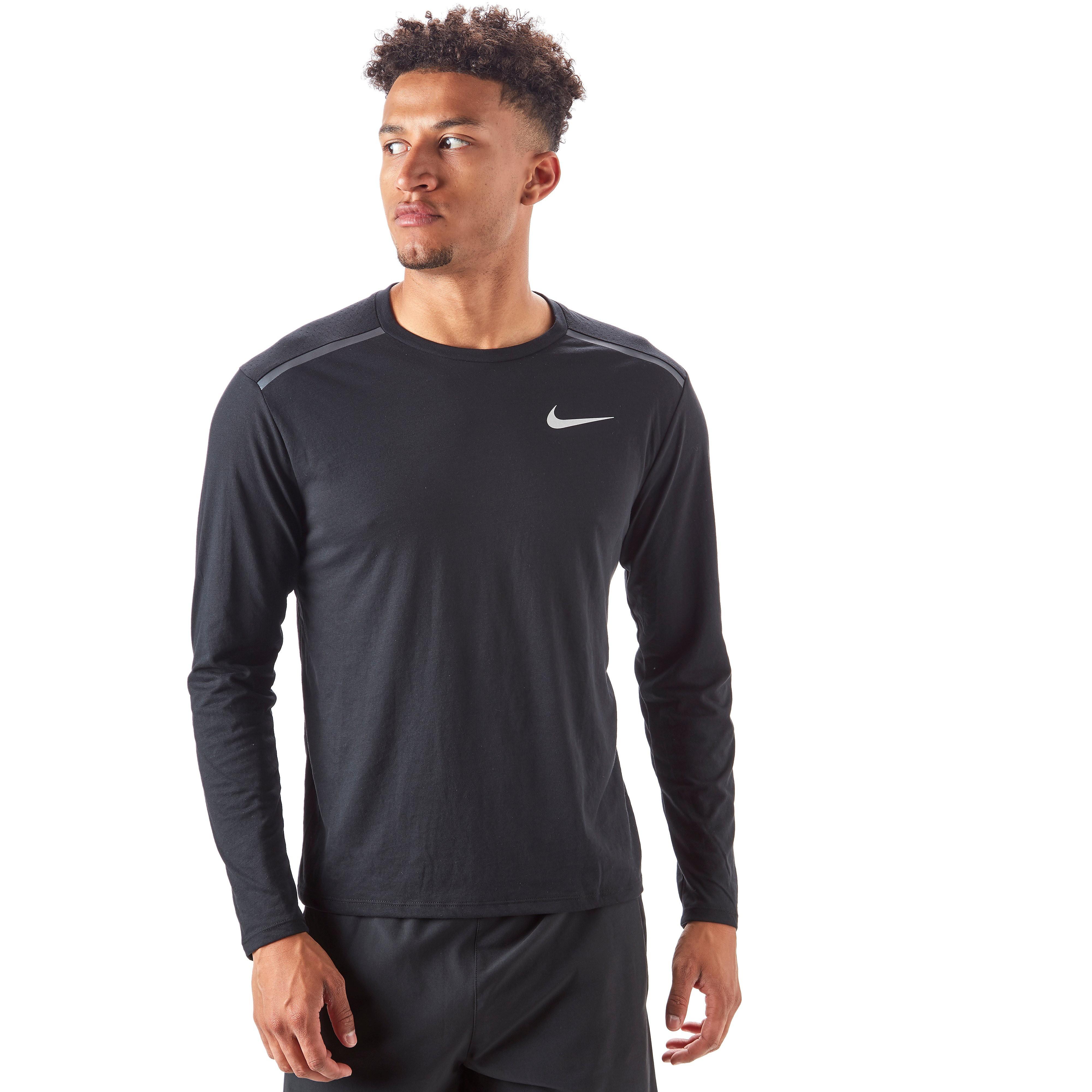 Nike Breathe Tailwind Long Sleeve Men's Top