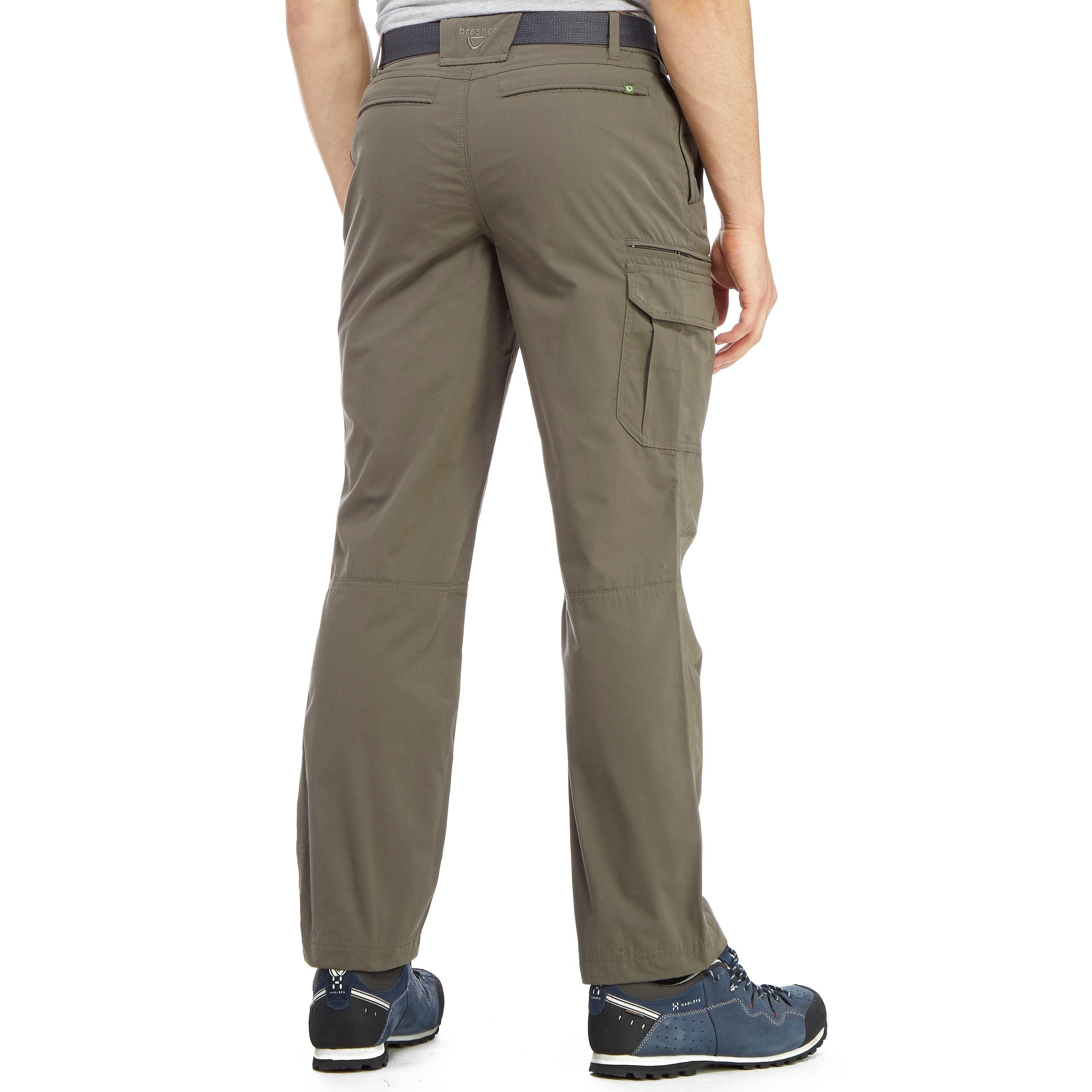 Brasher Men's Walking Trousers