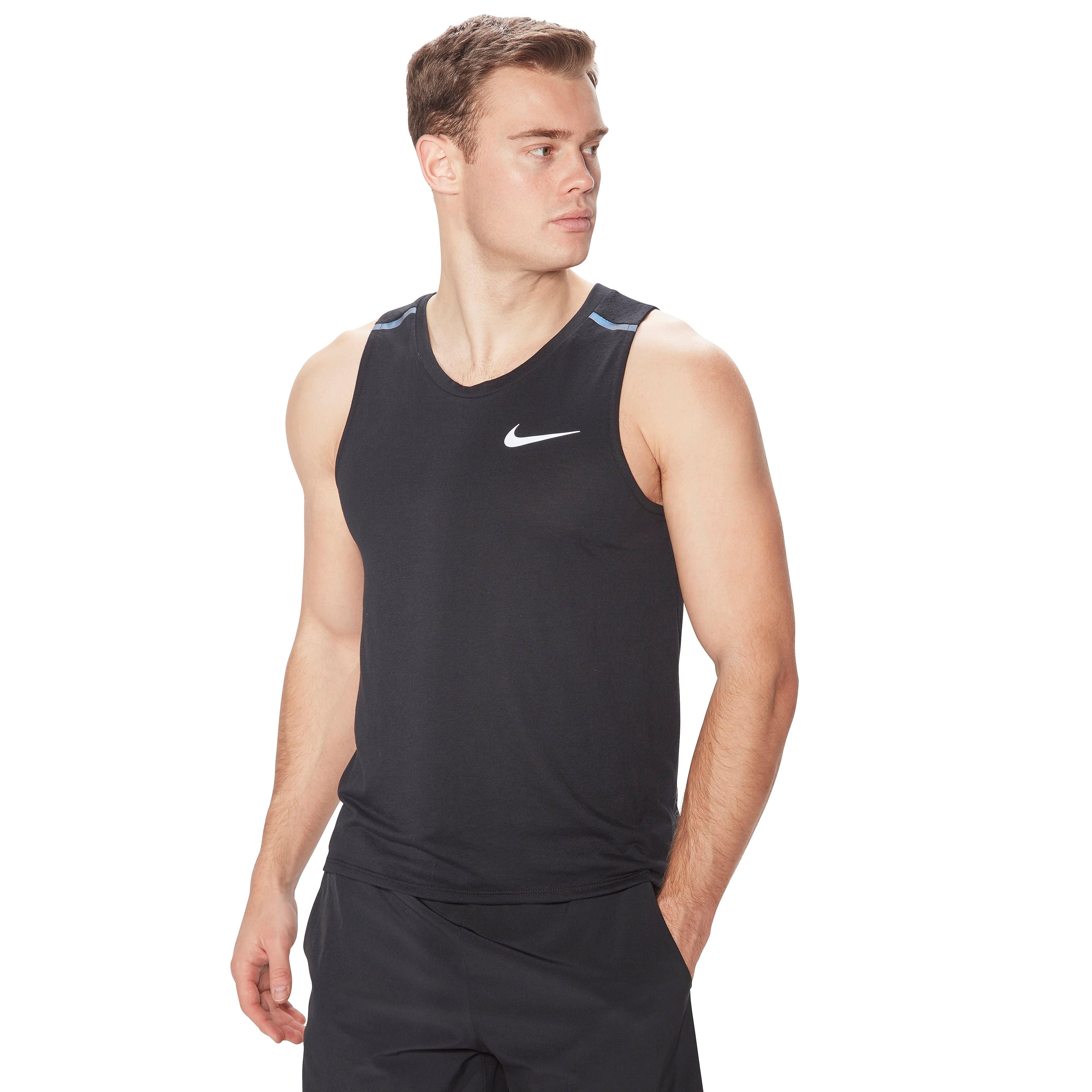 Nike Breathe Rise Men's Training Tank Top