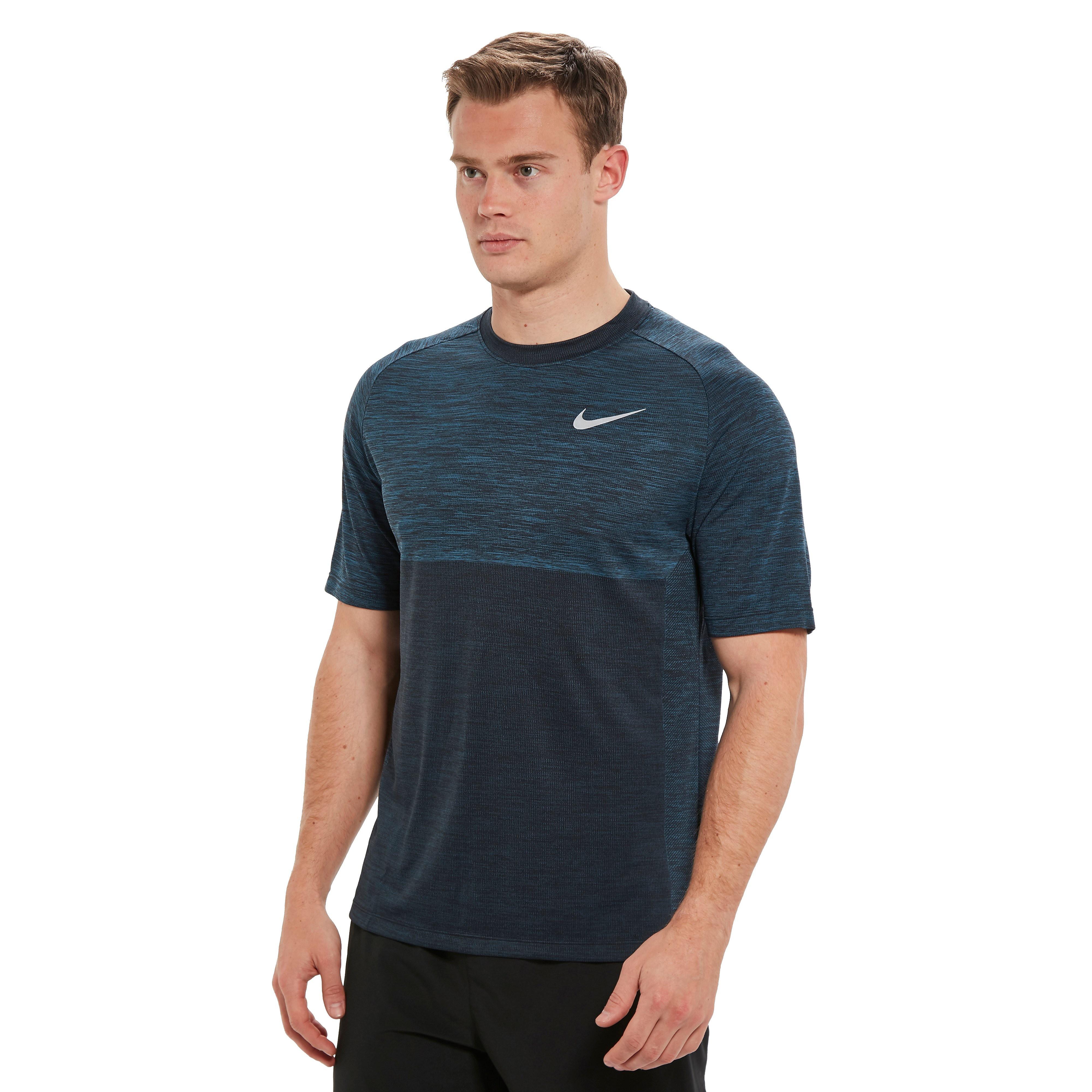 Nike Medalist Short Sleeve Men's Running Top