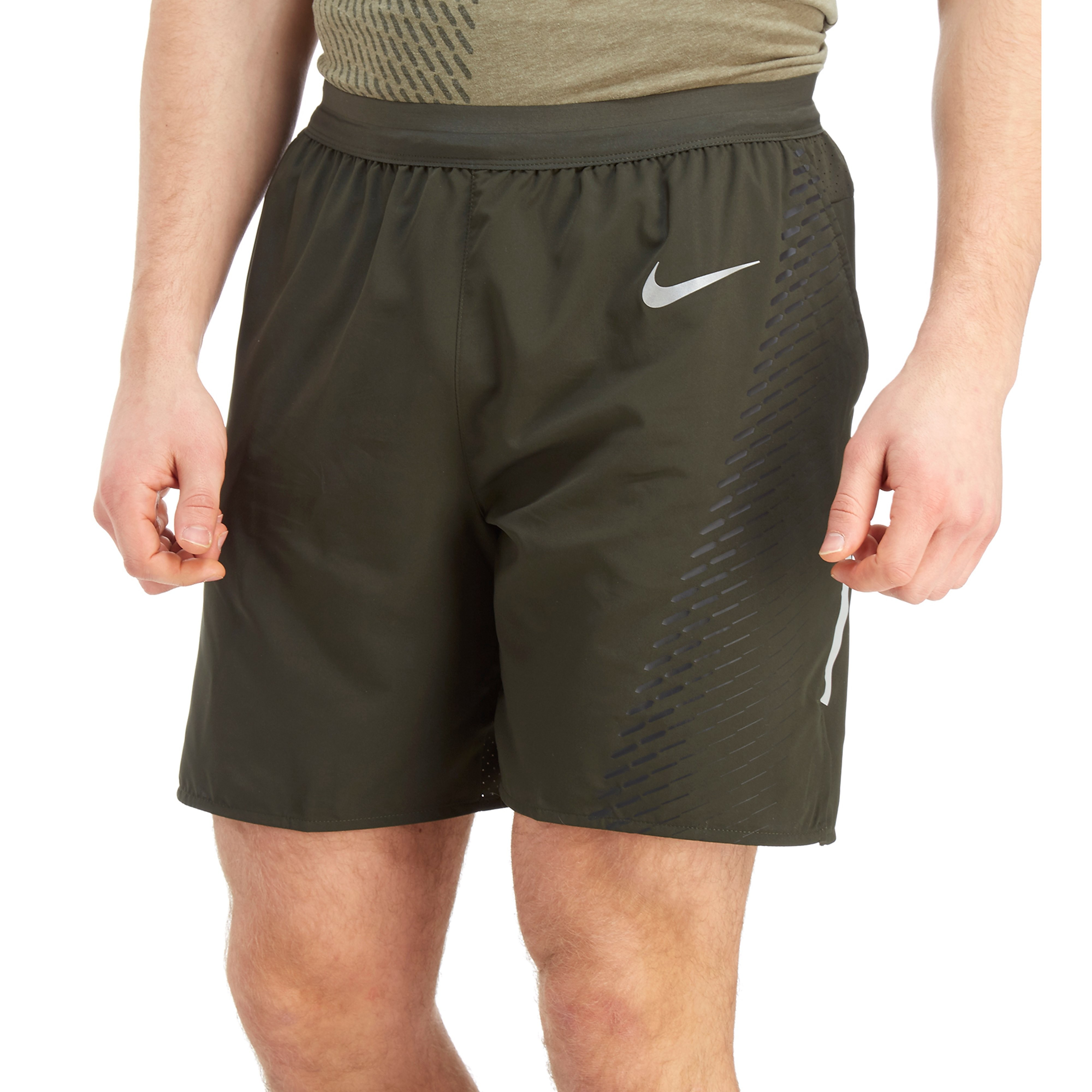 """Nike Distance Lined 7"""" Men's Running Shorts"""